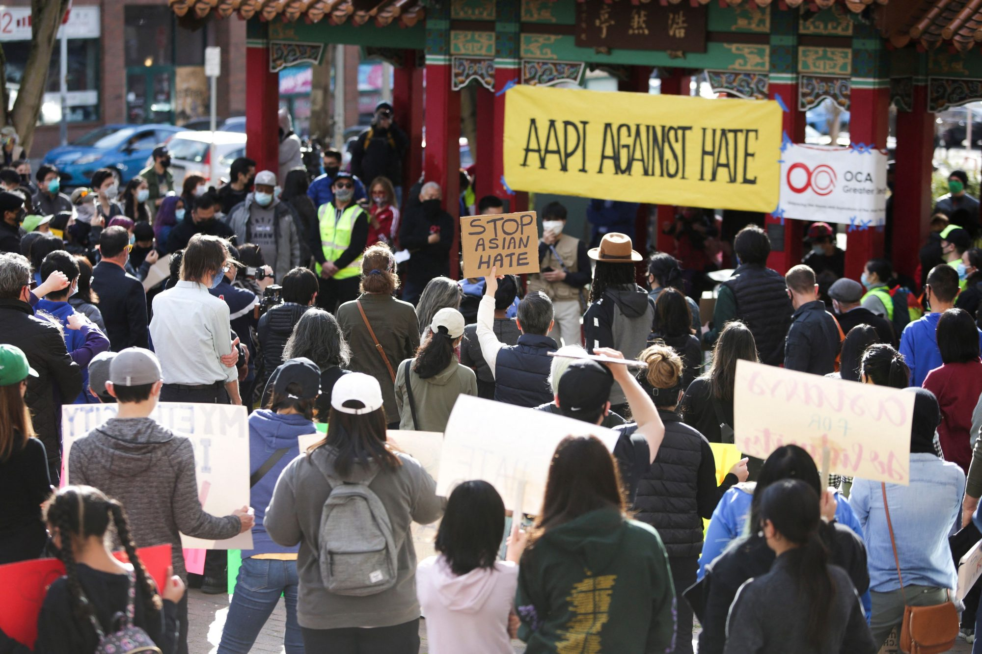 support the AAPI community