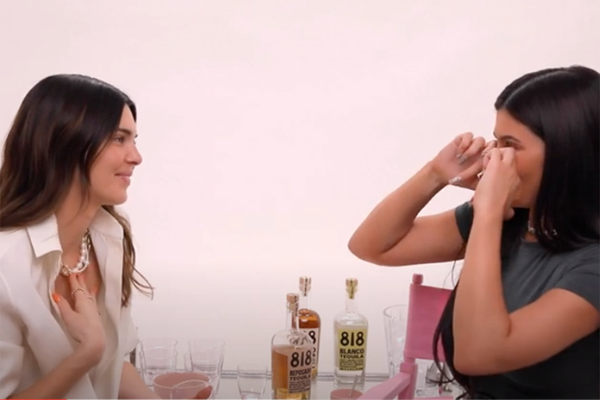 Kendall and Kylie; YouTube