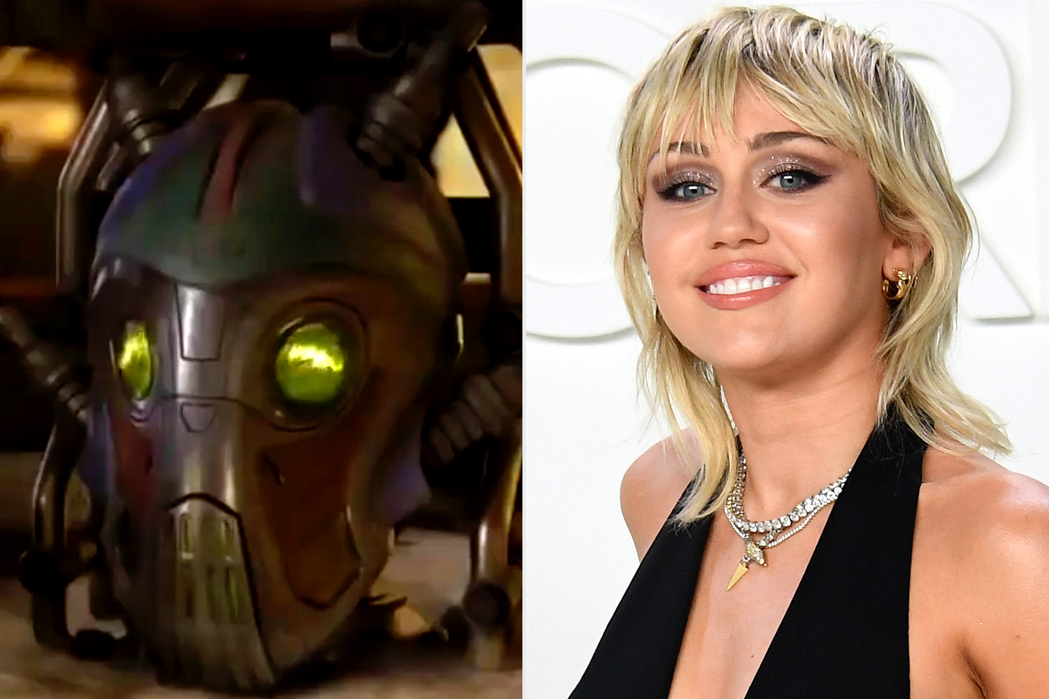 Mainframe, Miley Cyrus