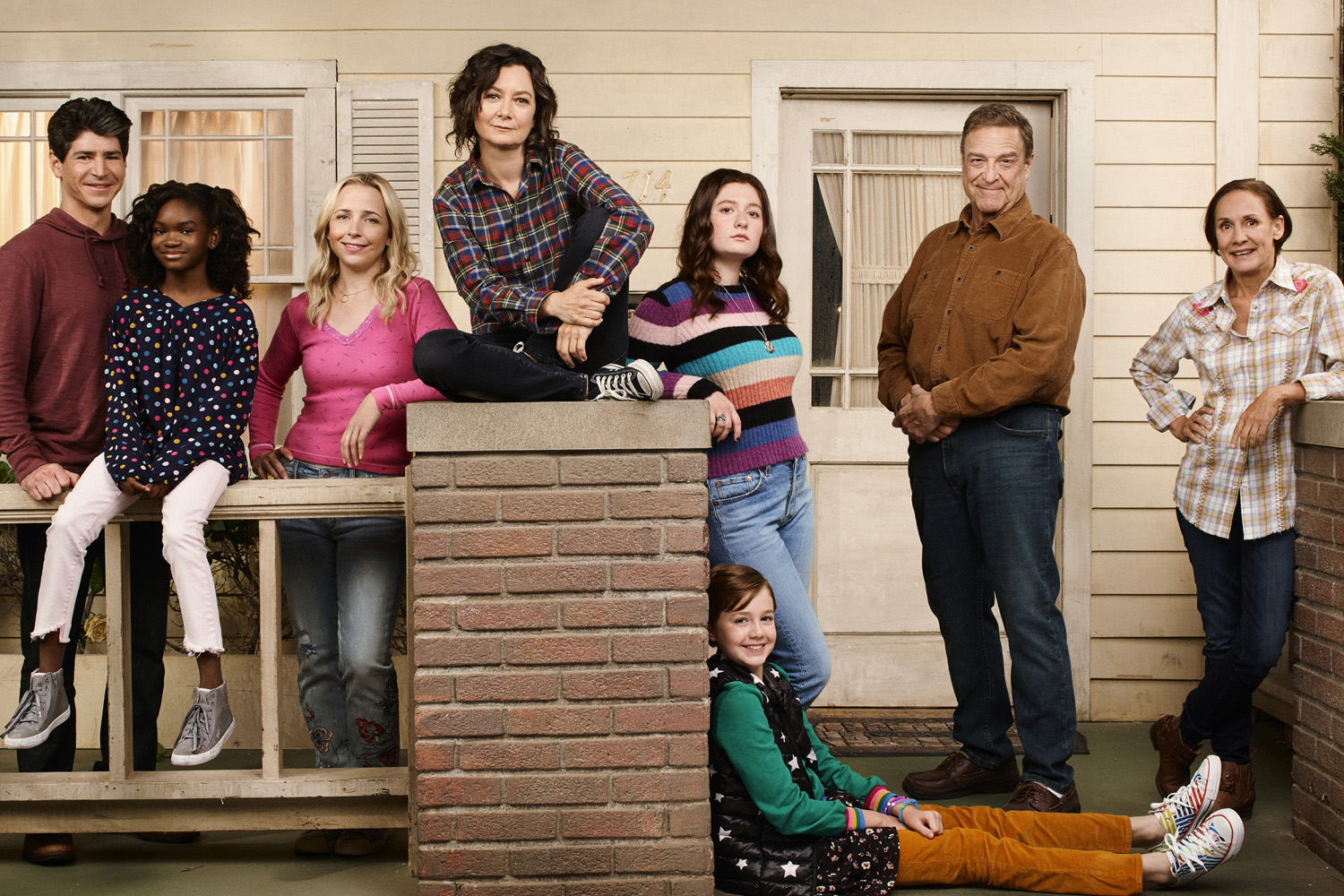 "ABC's ""The Conners"""