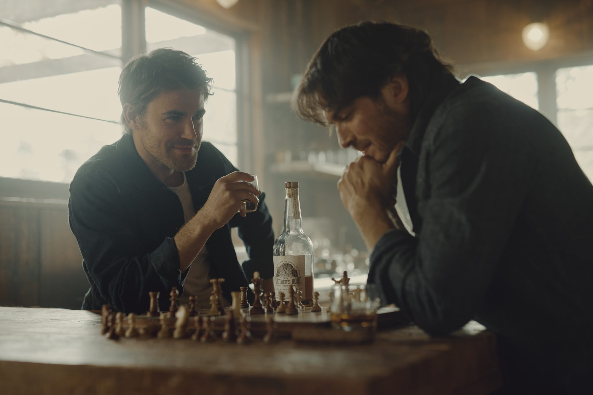 brothers bond ad campaign