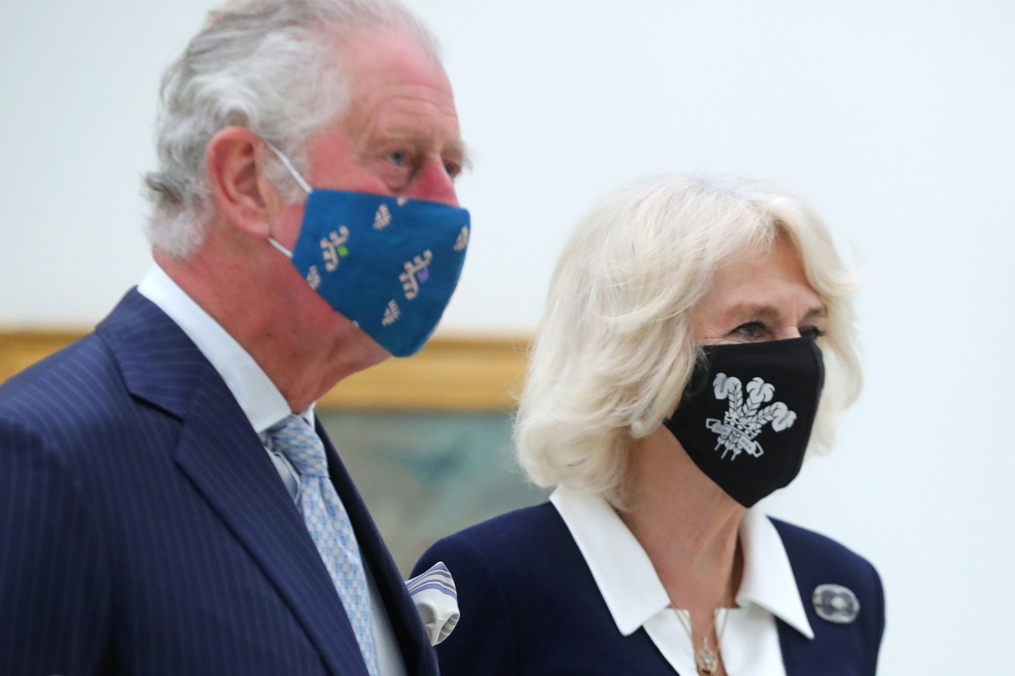 The Prince Of Wales And The Duchess Of Cornwall Visit Athens, Greece