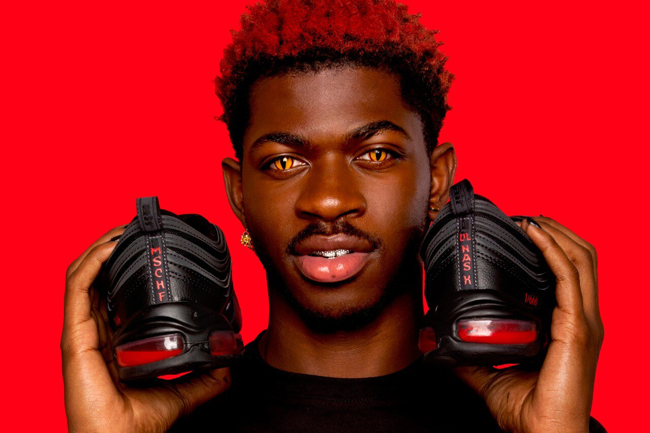 Nike and MSCHF Settle Lawsuit Over Lil Nas X's Satan Shoes | PEOPLE.com