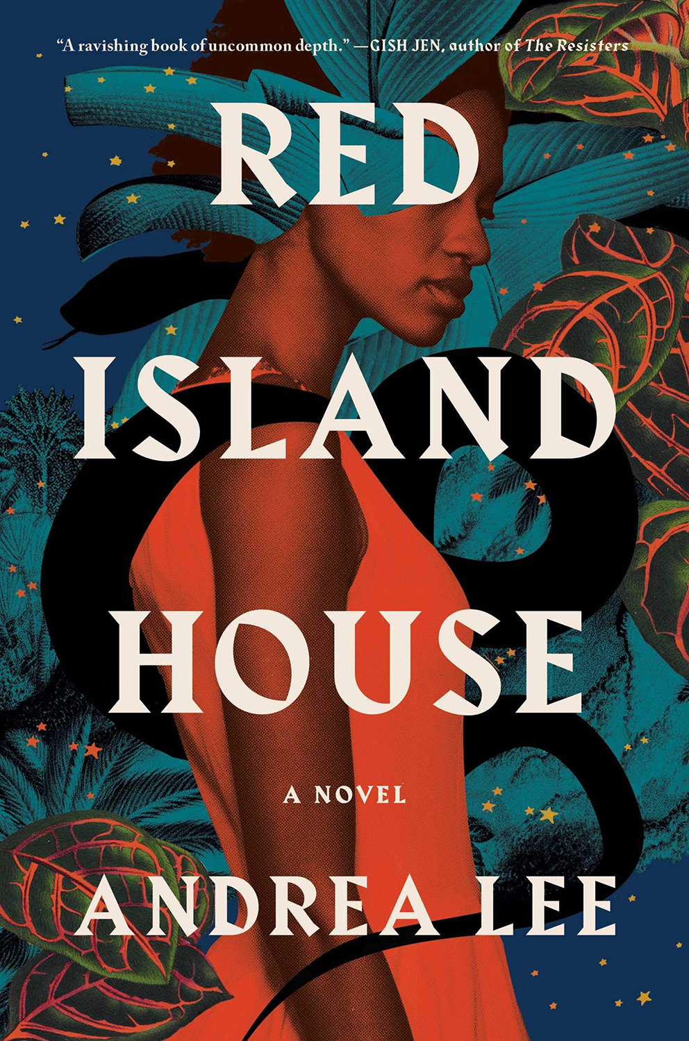 Red Island House by Andrea Lee