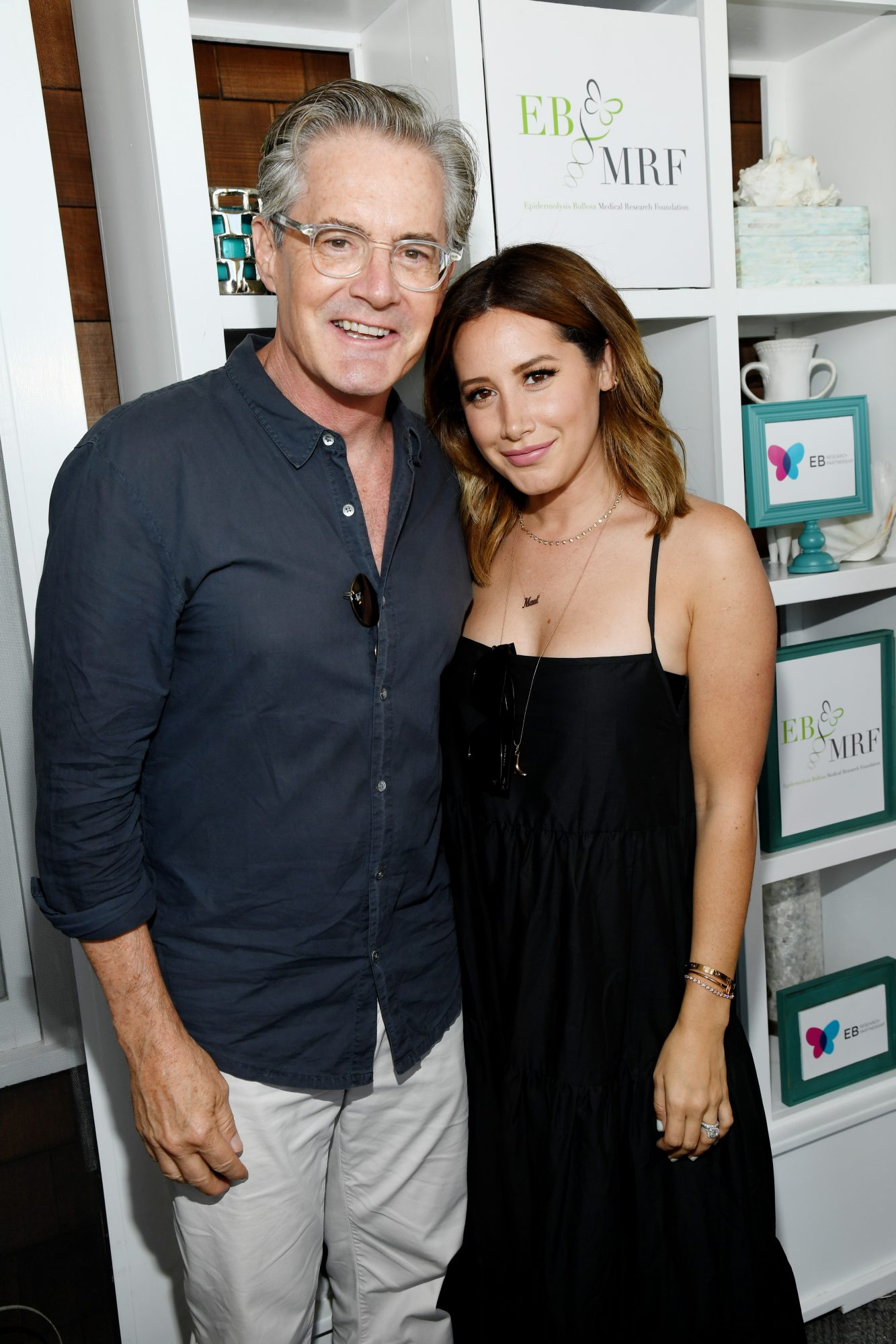 kyle maclachlan and ashley tisdale