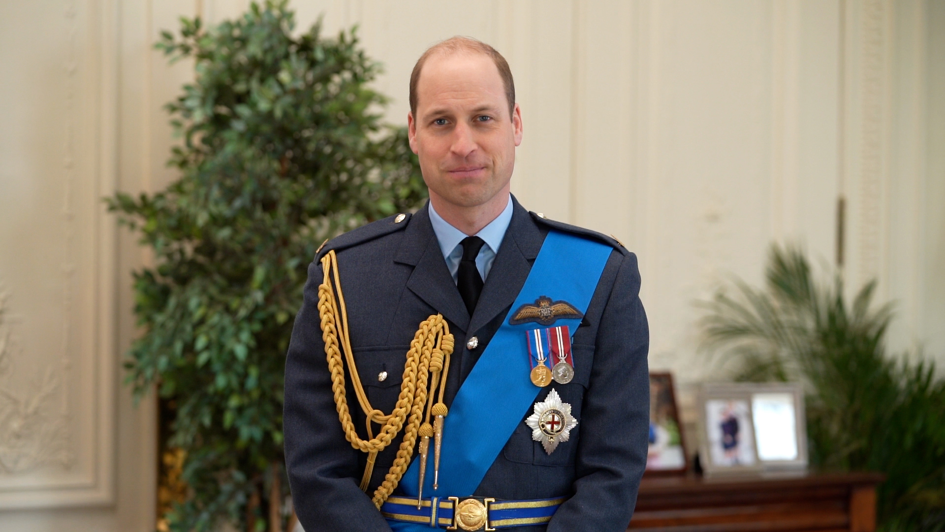 Prince William Shares Video to Celebrate Century of Australian Royal Air Force