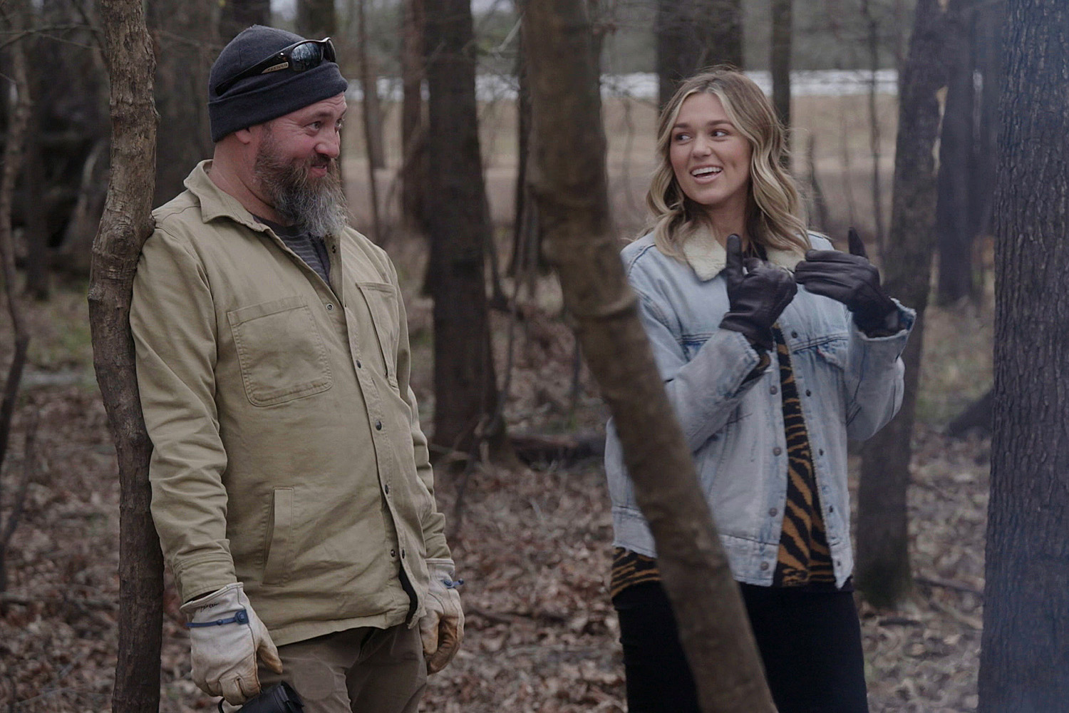 Duck Dynasty's Willie and Korie Robertson Talk Big Issues in 'At Home with the Robertsons' Series