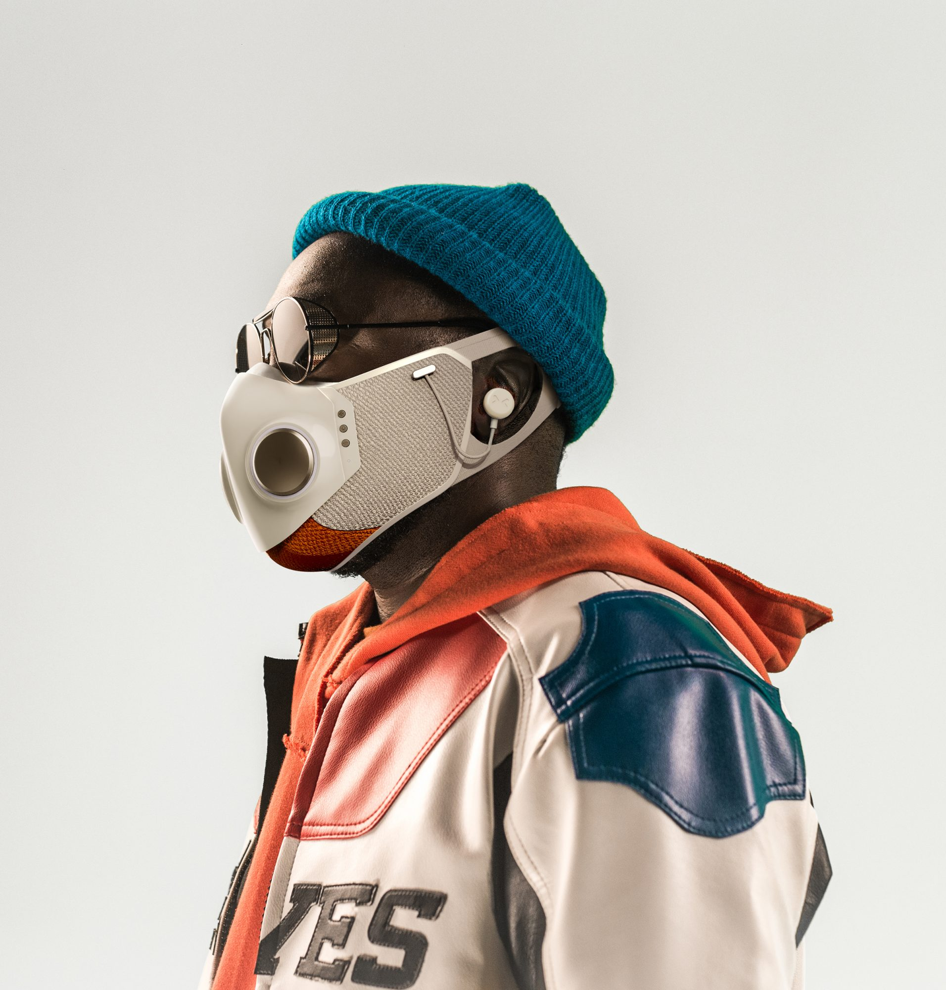 will.i.am debuts innovative face technology concept, XUPERMASK, in partnership with Honeywell