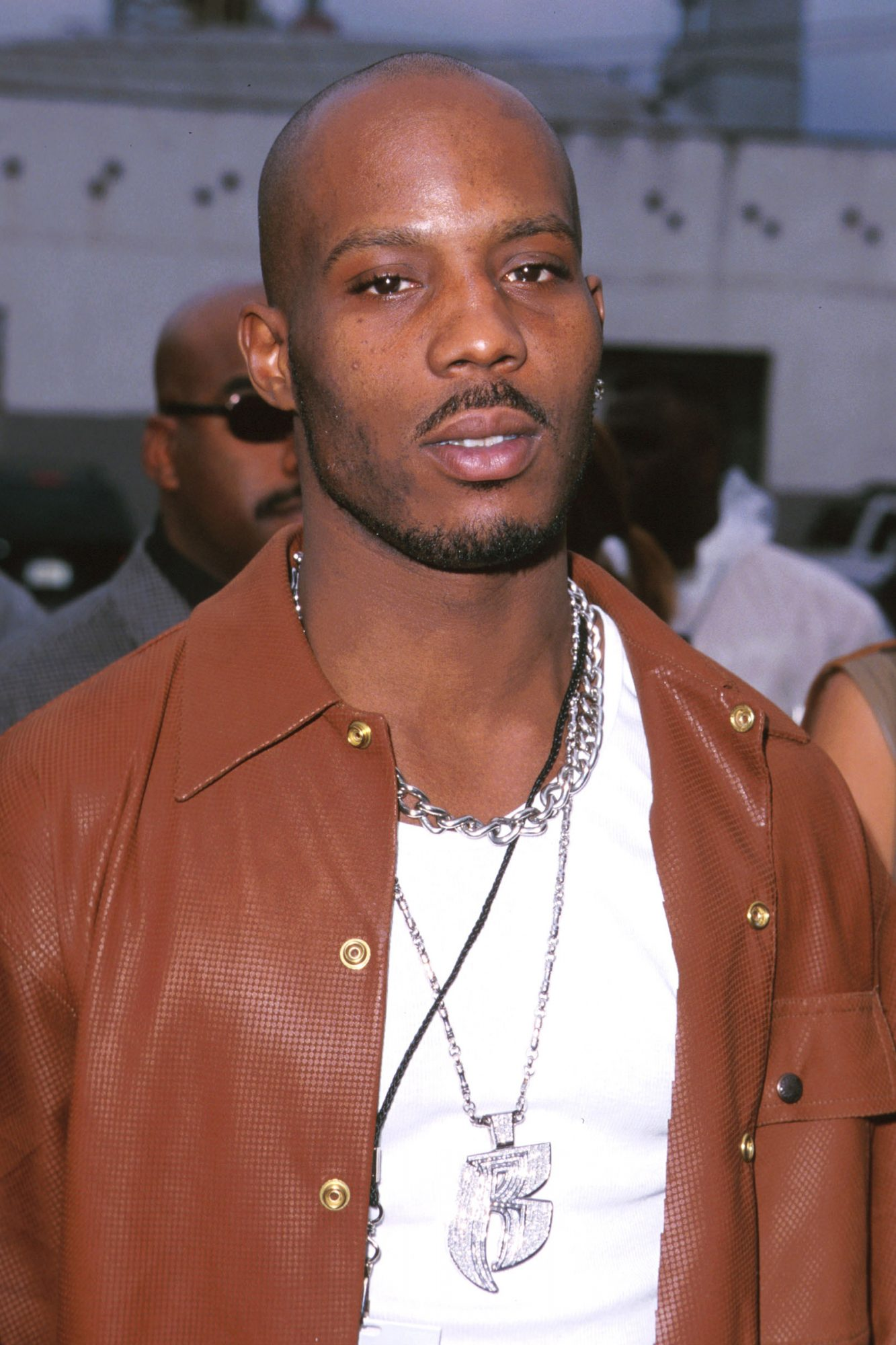 DMX during The 14th Annual Soul Train Music Awards at Shrine Auditorium in Los Angeles, California