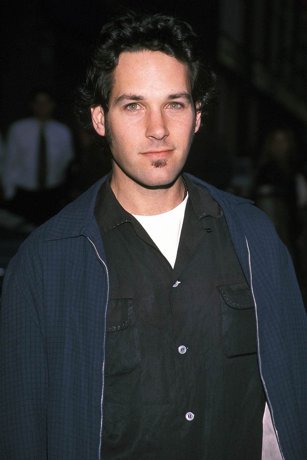 Paul Rudd throwbacks