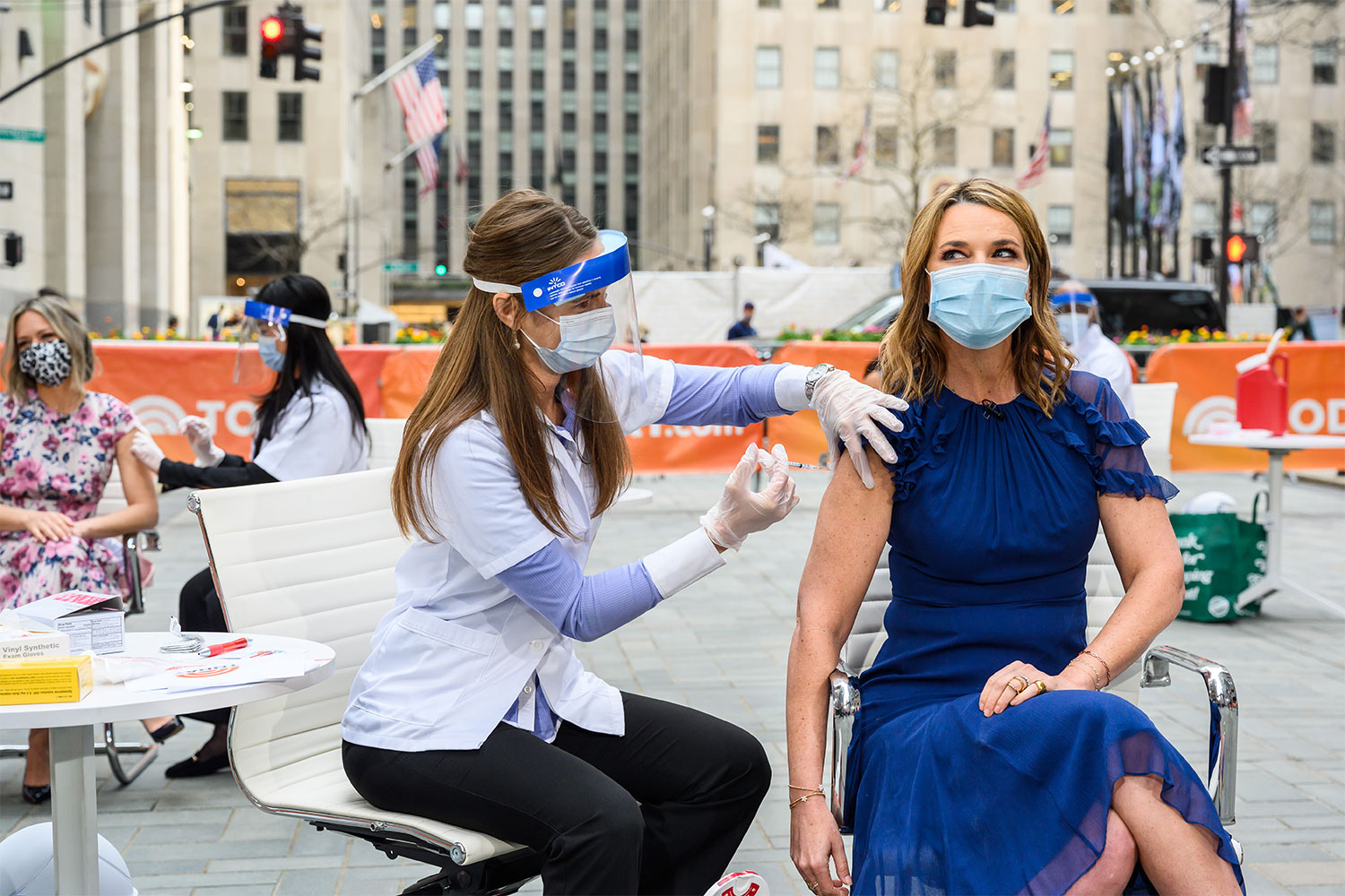 today show vaccines