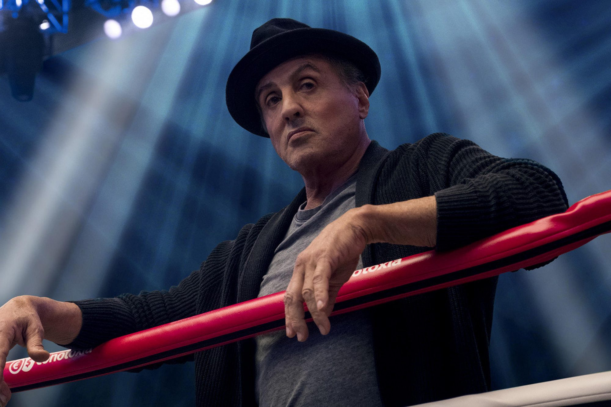 Sylvester Stallone Creed II