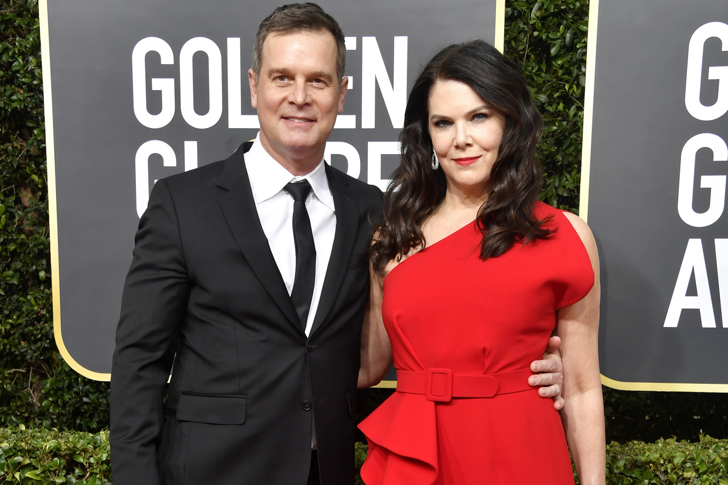Peter Krause; Lauren Graham