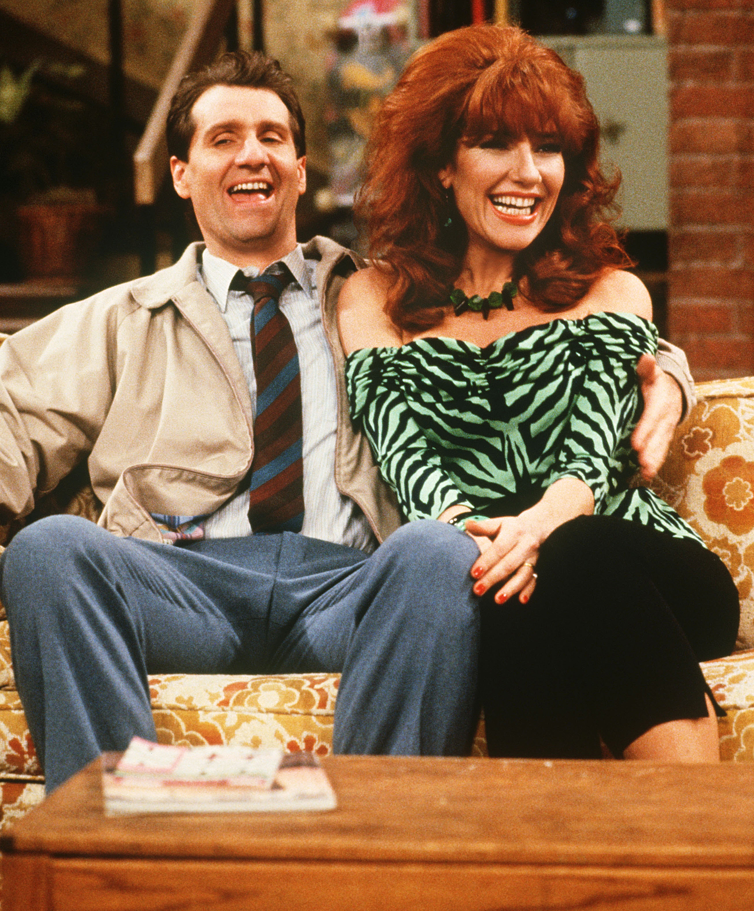 Ed O'Neill, Katey Sagal Married With Children