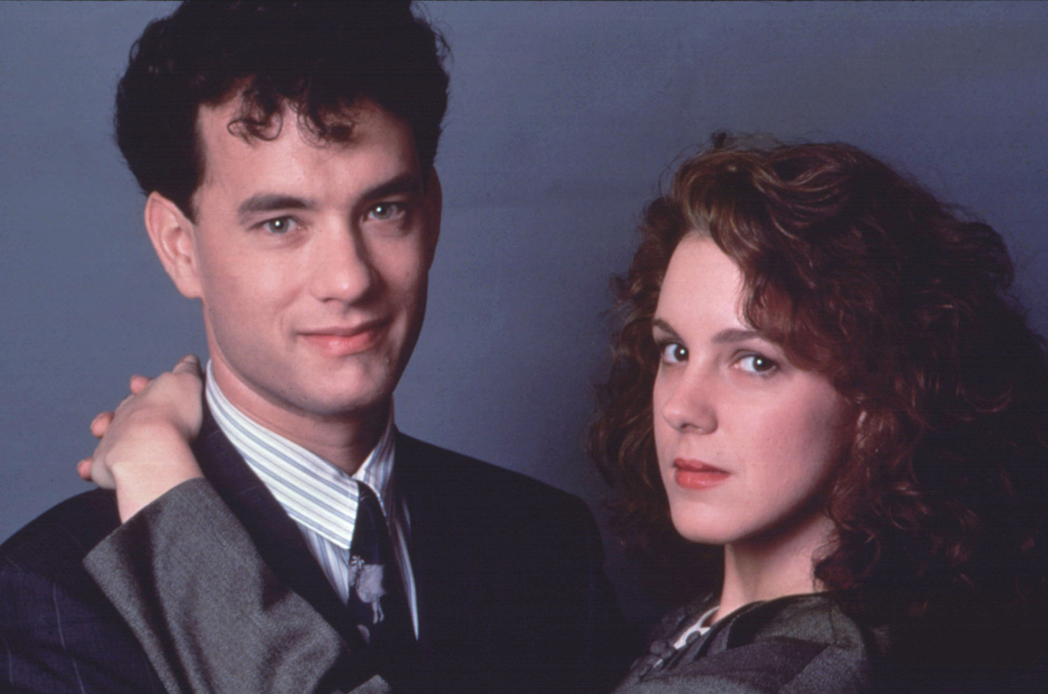 Tom Hanks, Elizabeth Perkins