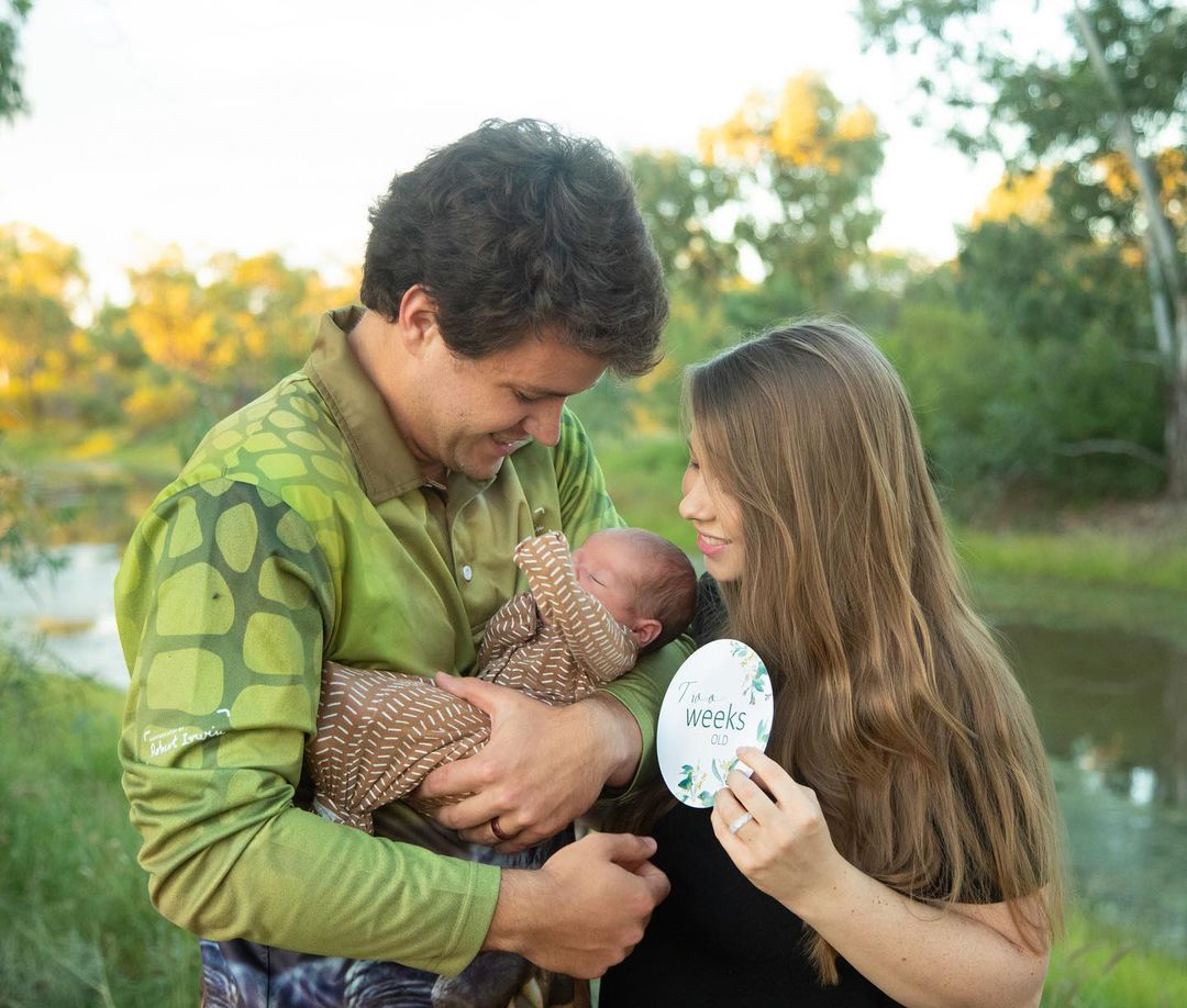 Chandler Powell, Bindi Sue Irwin