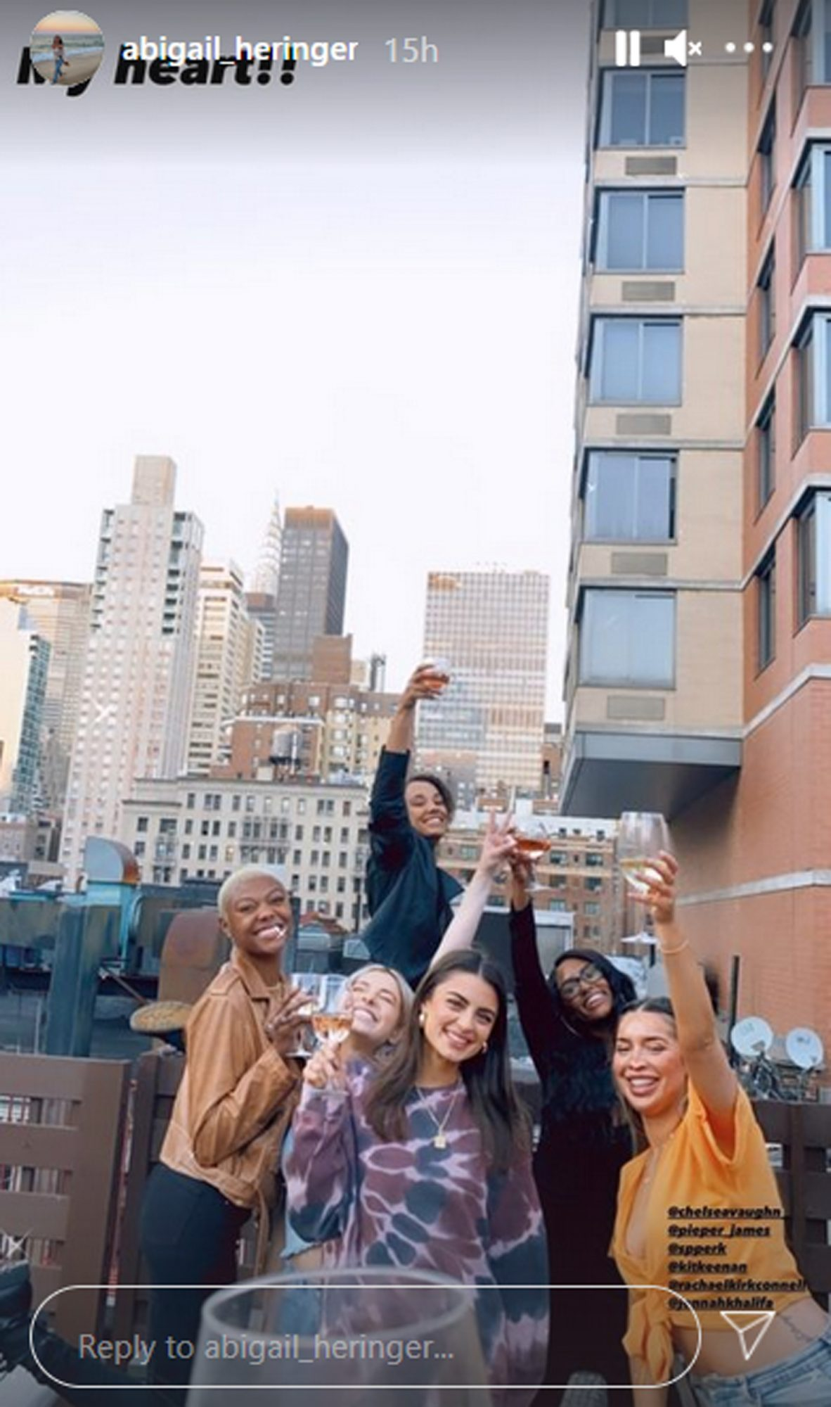 Rachael Kirkconnell Meets Up with Fellow Bachelor Contestants in NYC