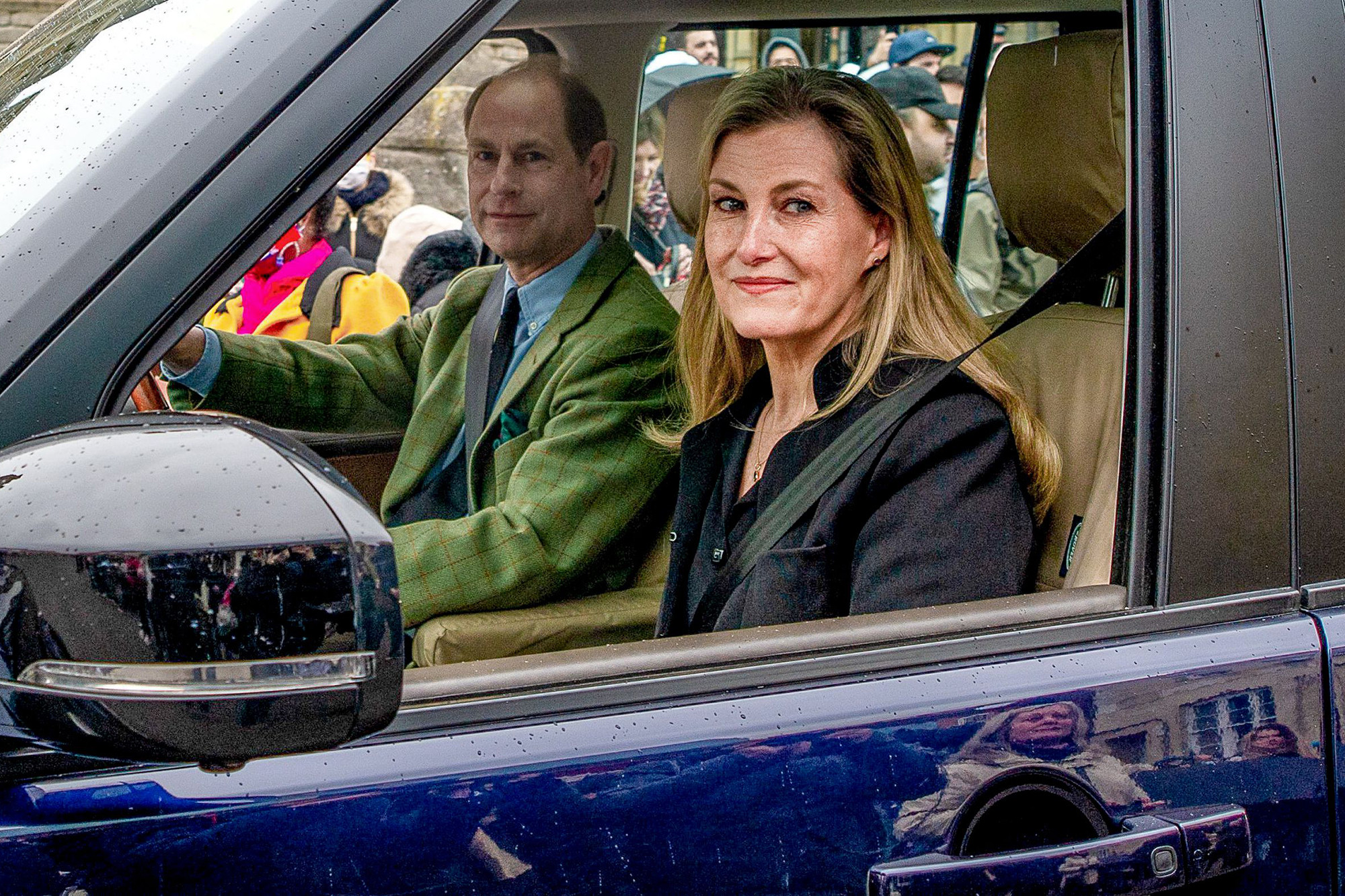 Prince Edward, Sophie, Countess of Wessex