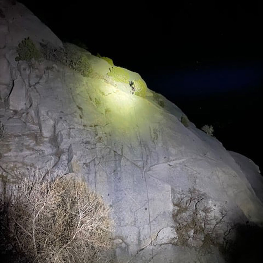 2 climbers rescued