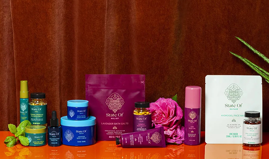 State of Menopause products