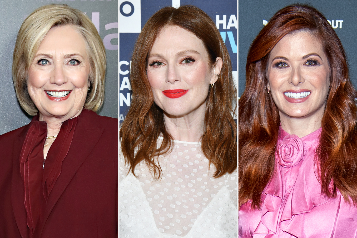 Hillary Clinton, Julianne Moore, Debra Messing and more come together to Broadway's York Theatre Company