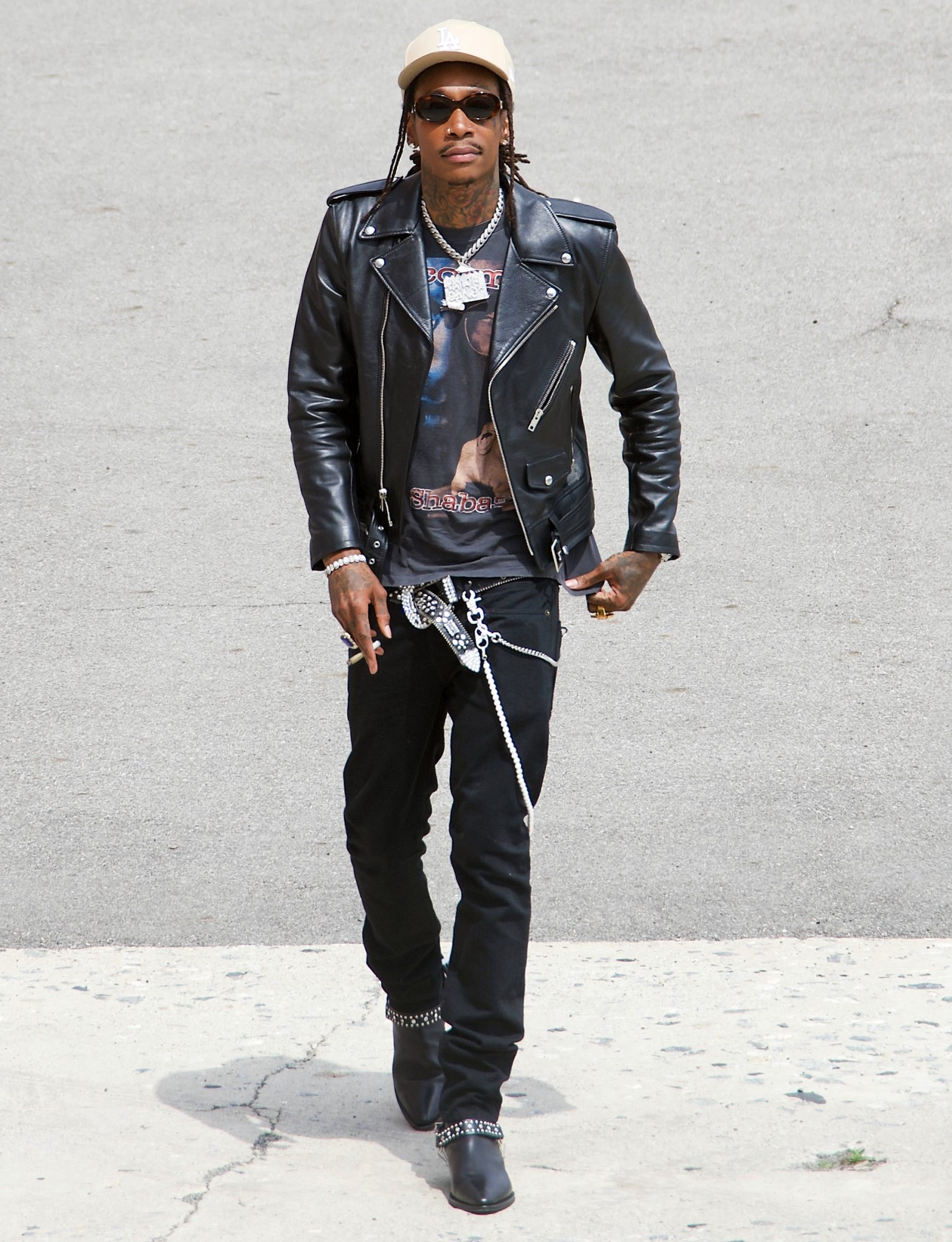 """Wiz Khalifa and Offset Team Up for New Street Fashion Show """"The Hype"""" for HBO Max as Filming Begins in Downtown LA"""