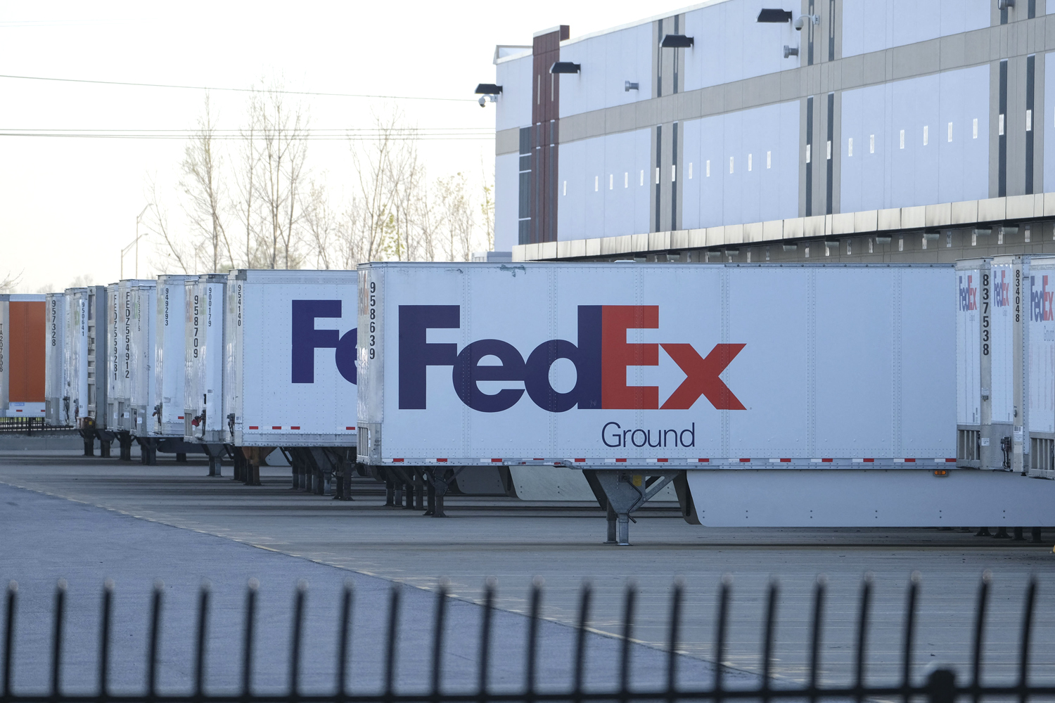 mass shooting at a FedEx facility in Indianapolis