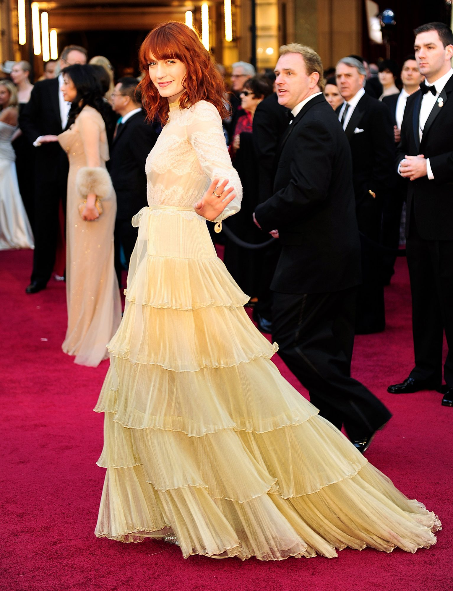 2011 Academy Awards, Florence Welch