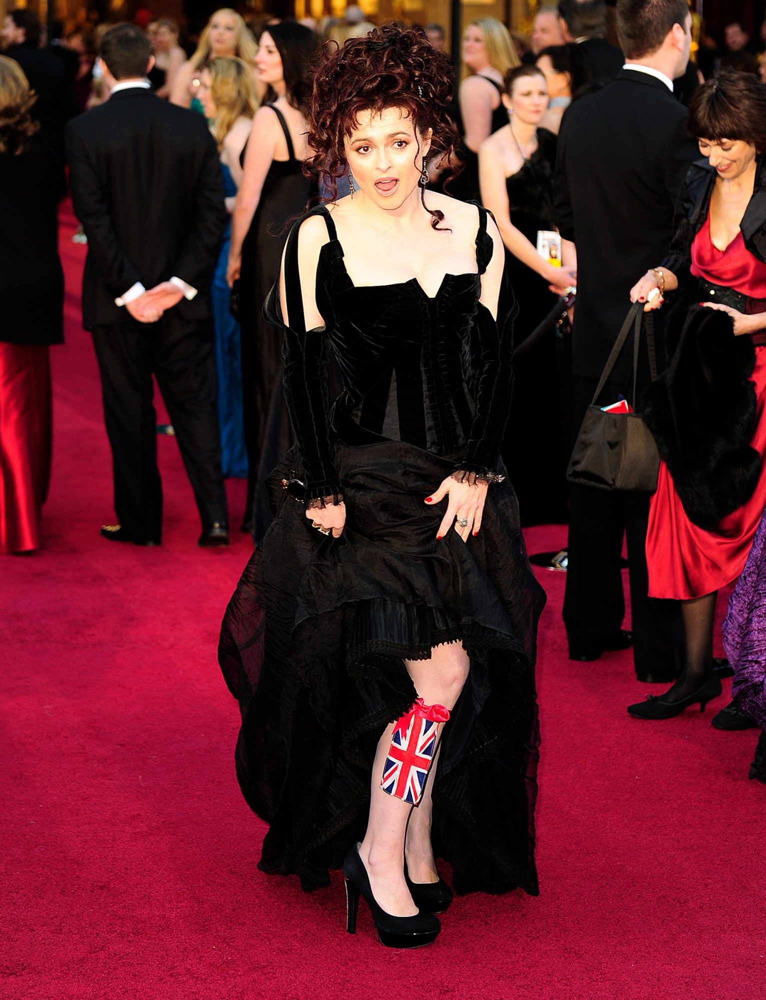 2011 Academy Awards, Helena Bonham Carter