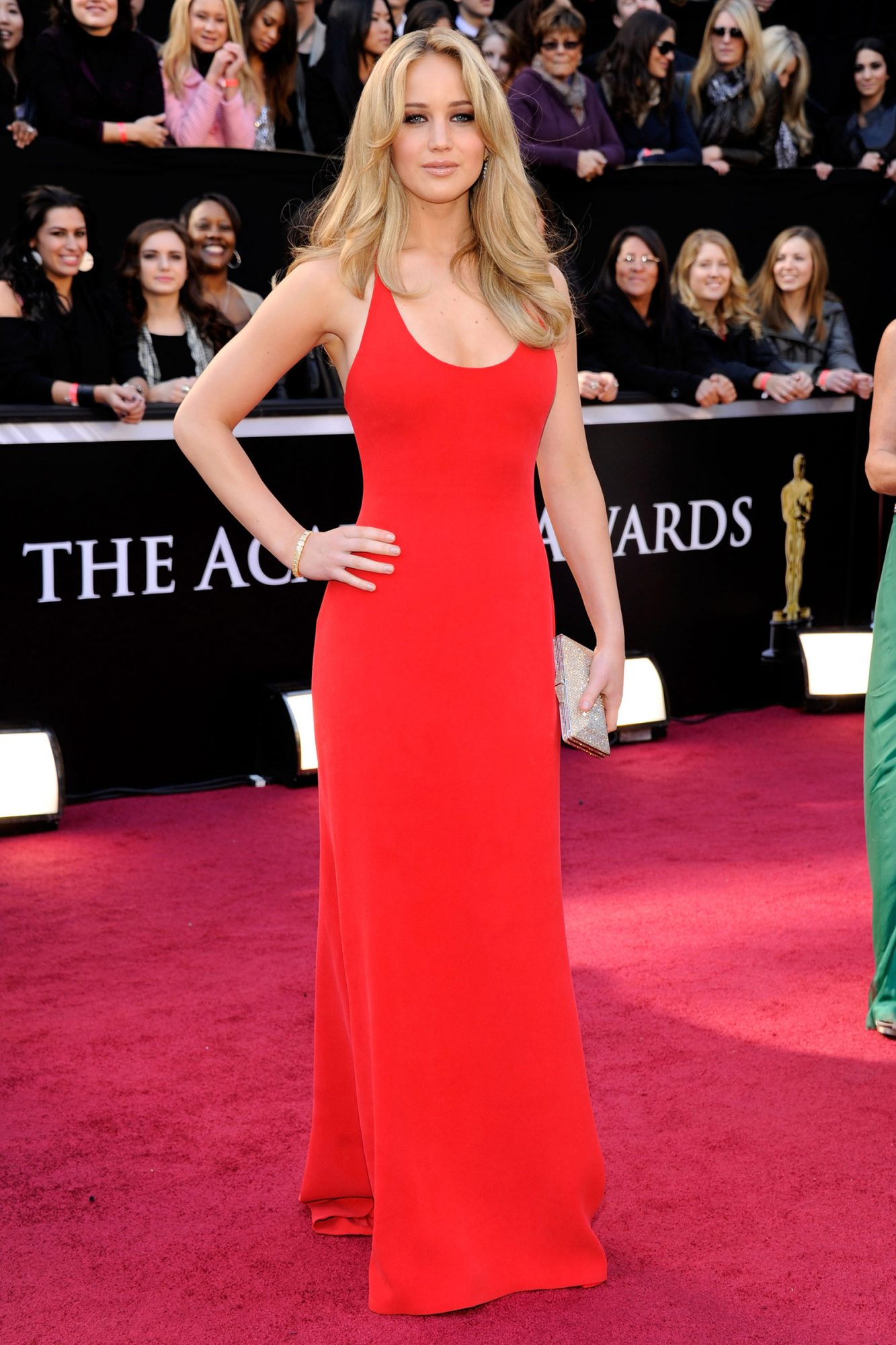 2011 Academy Awards, Jennifer Lawrence