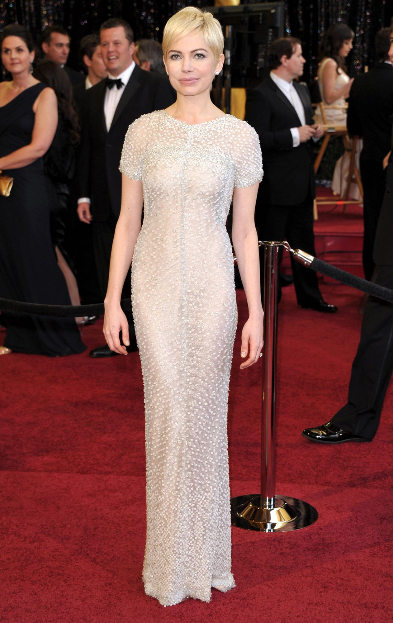 2011 Academy Awards, Michelle Williams