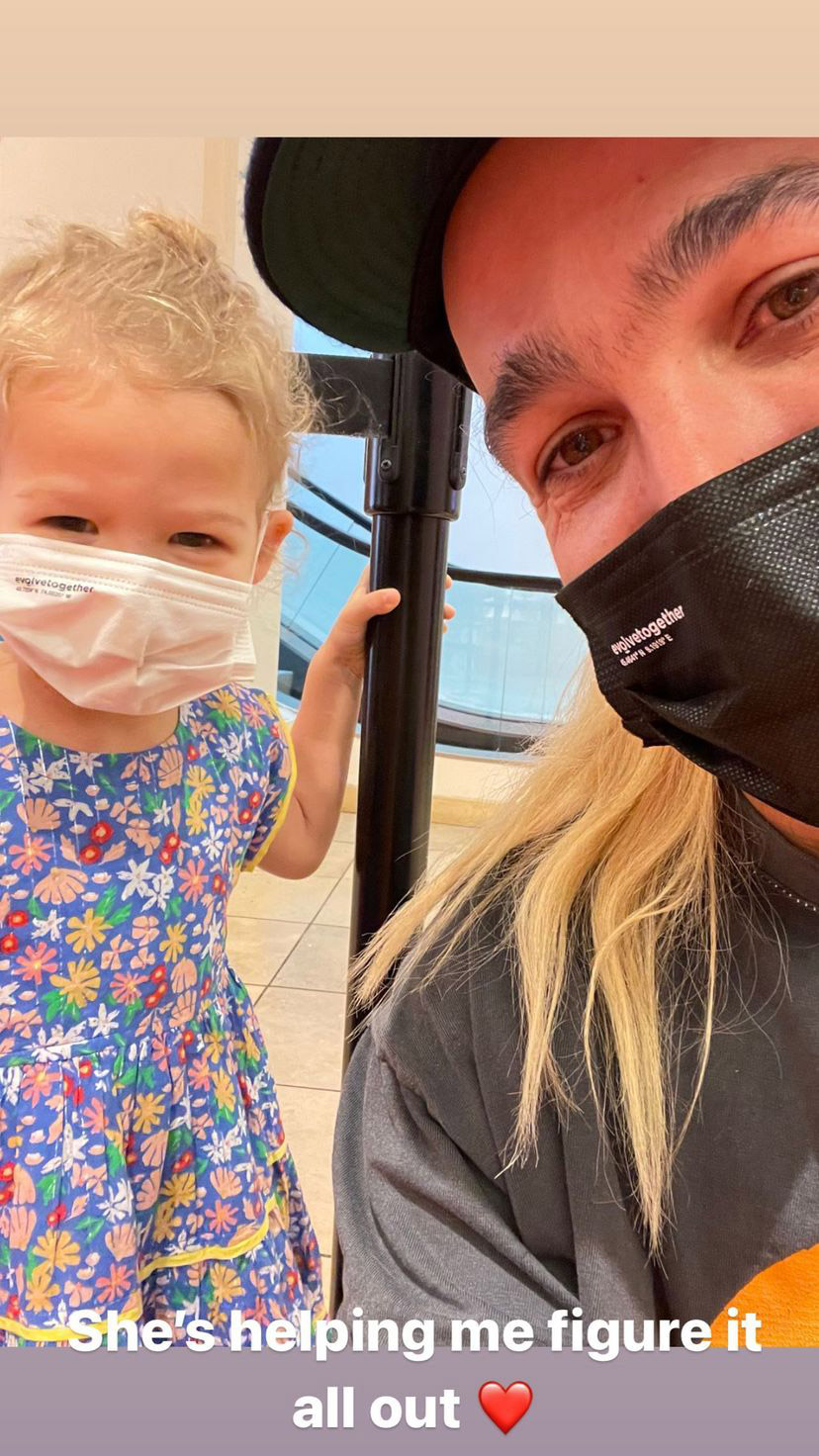 Pete Wentz and Meagan Camper Share Rare Photos of Daughter Marvel Jean on Her 3rd Birthday