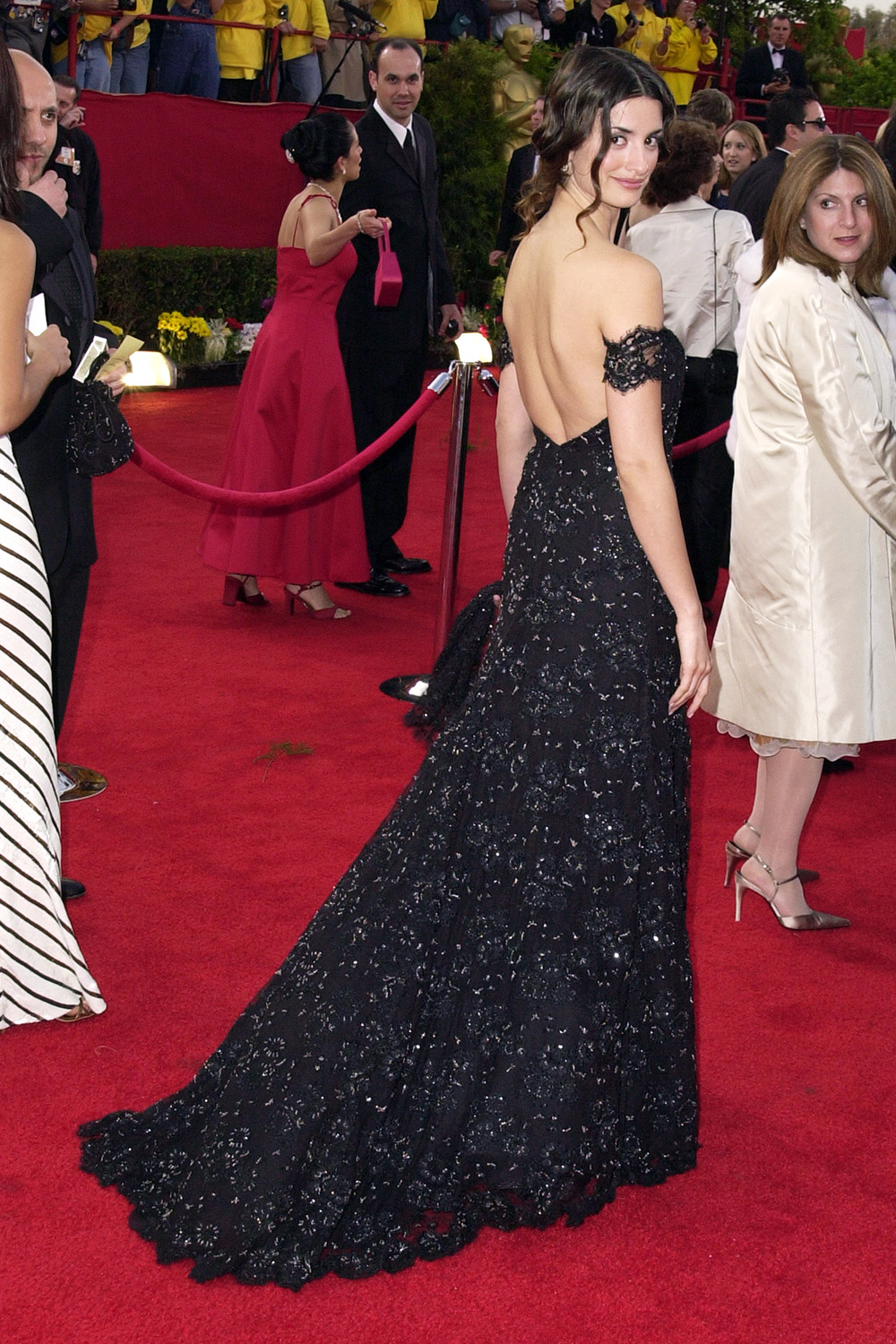 Penelope Cruz at the 73rd Annual Academy Awards