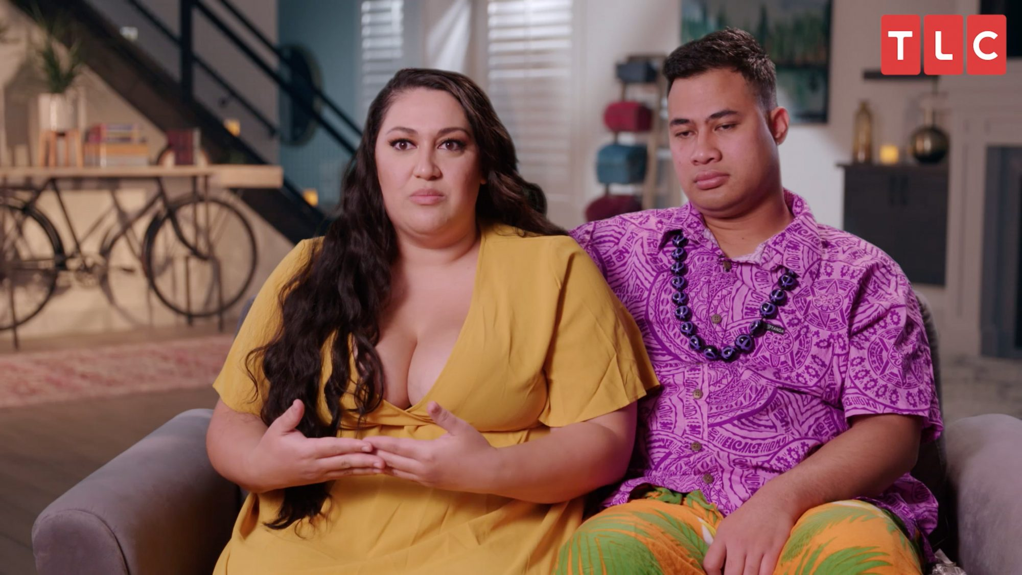 90 Day Happily Ever After?: Kalani and Asuelu Look for Their Own Home in Sneak Peek
