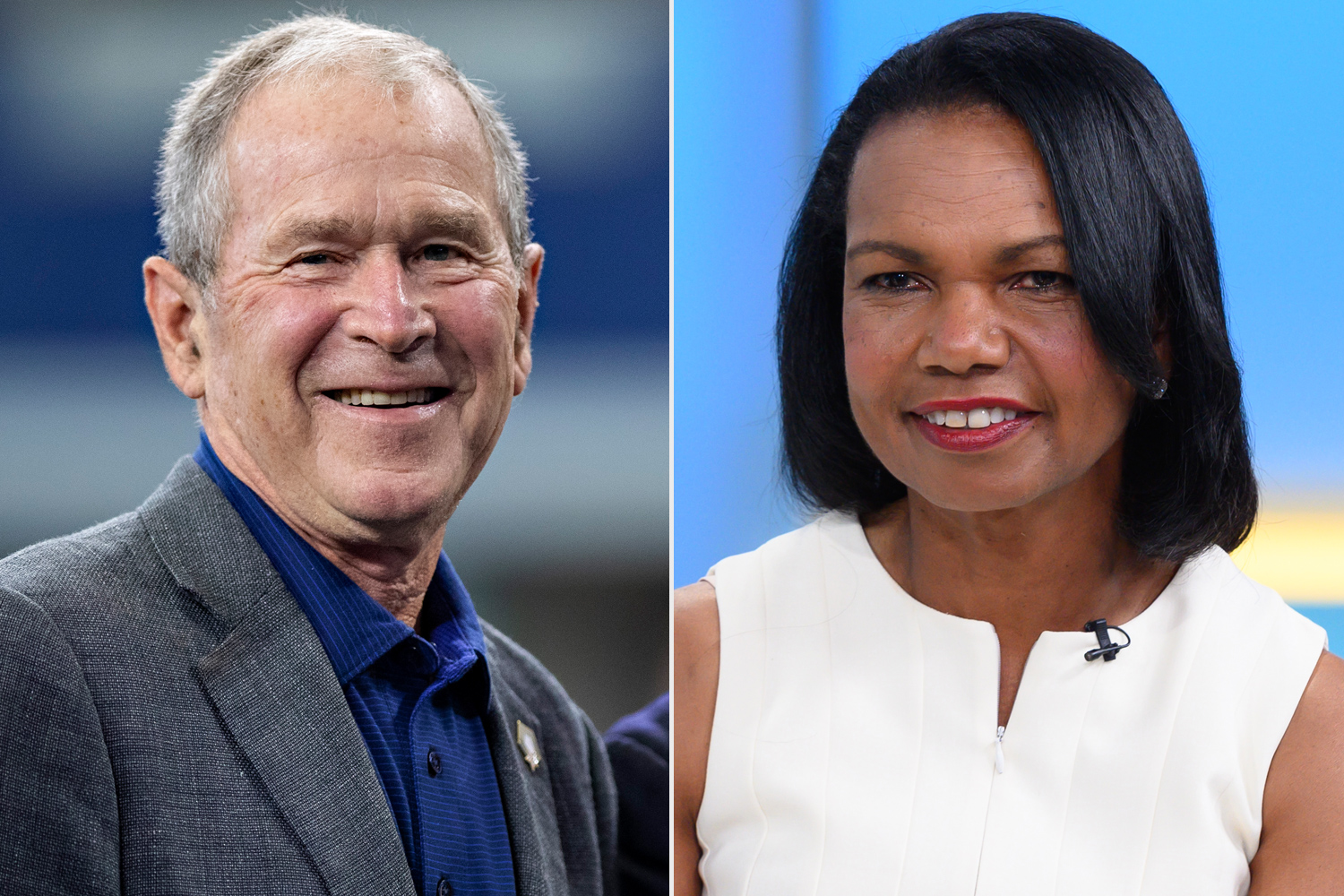 George W. Bush, Condoleeza Rice