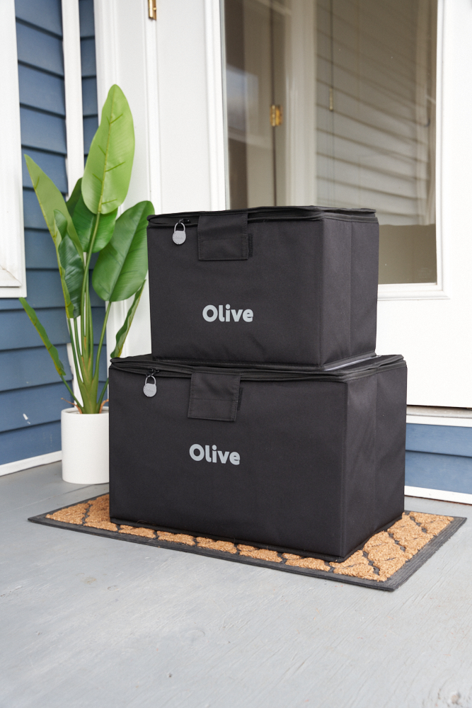 Olive -sustainable