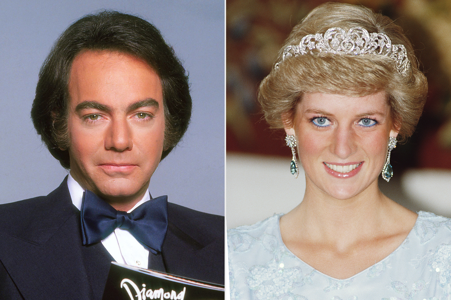Neil Diamond; Princess Diana