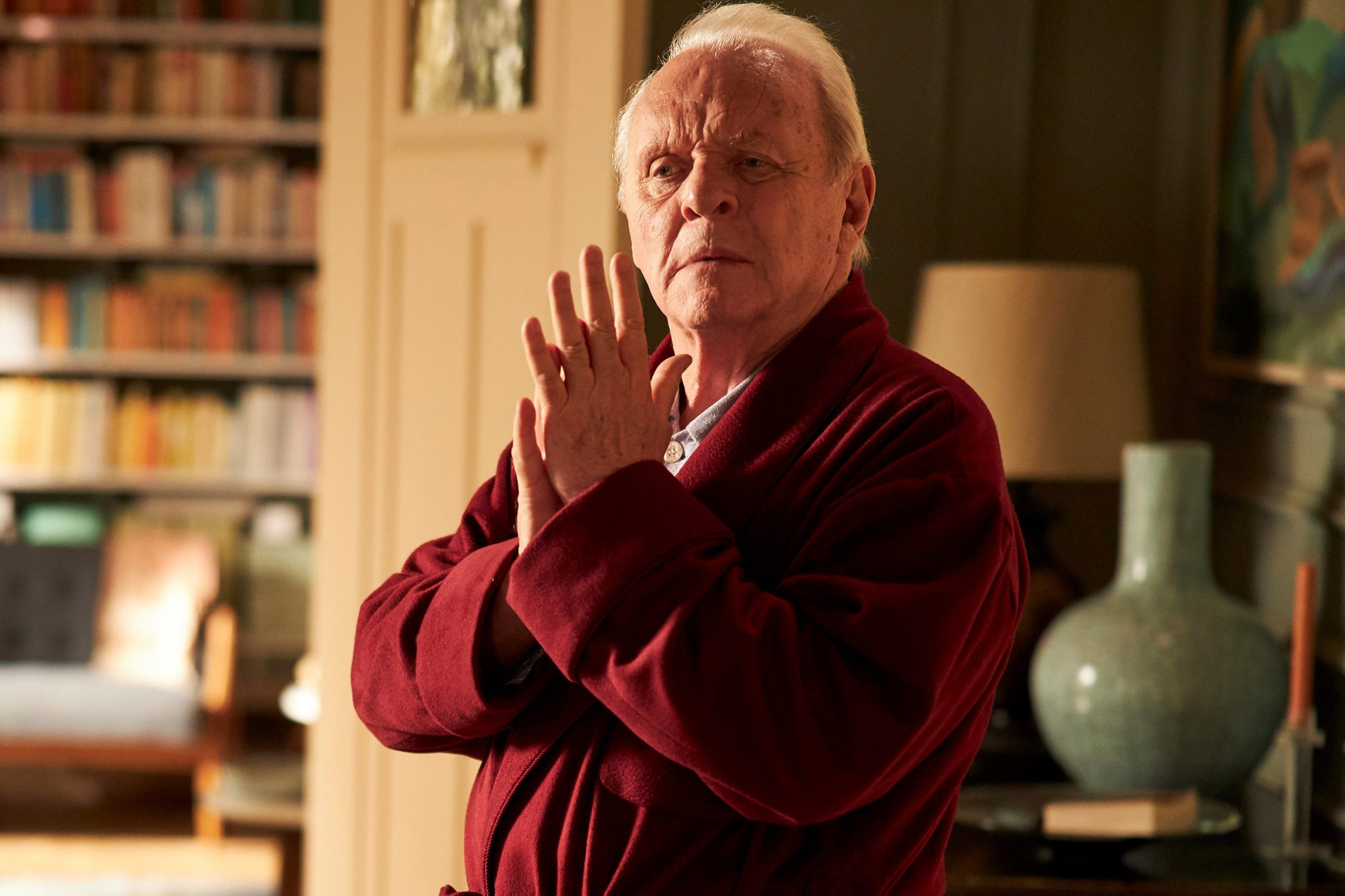 Anthony Hopkins as Anthony in THE FATHER