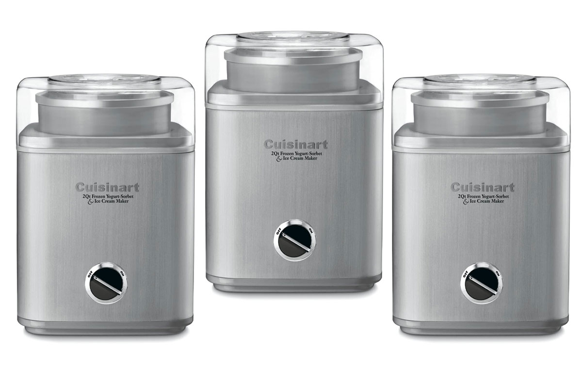 Cuisinart ICE-30BC Pure Indulgence 2-Quart Automatic Frozen Yogurt