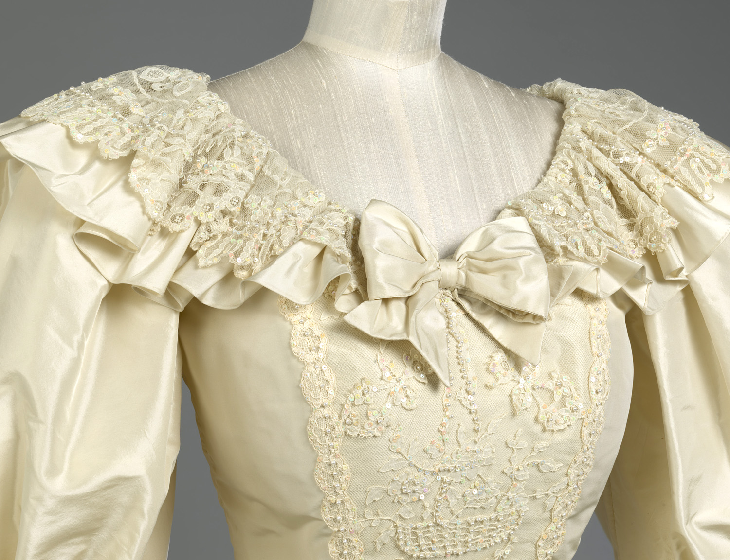 Wedding gown of Diana, Princess of Wales
