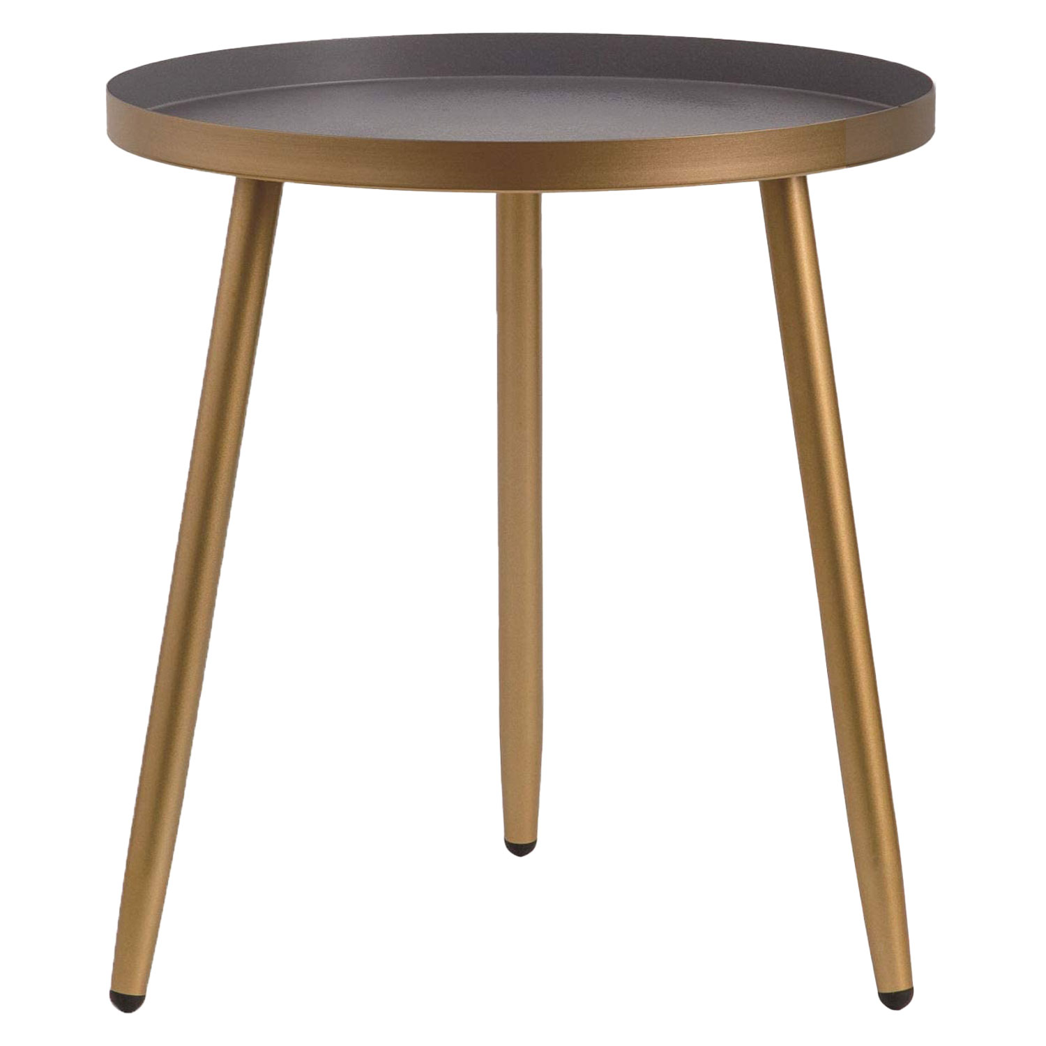 Round End Tables Living Room,Narrow Night Stands Round Side Table for Bedrooms
