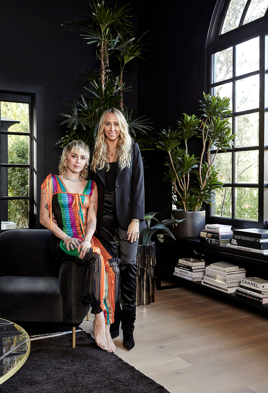 Miley Cyrus Architectural Digest