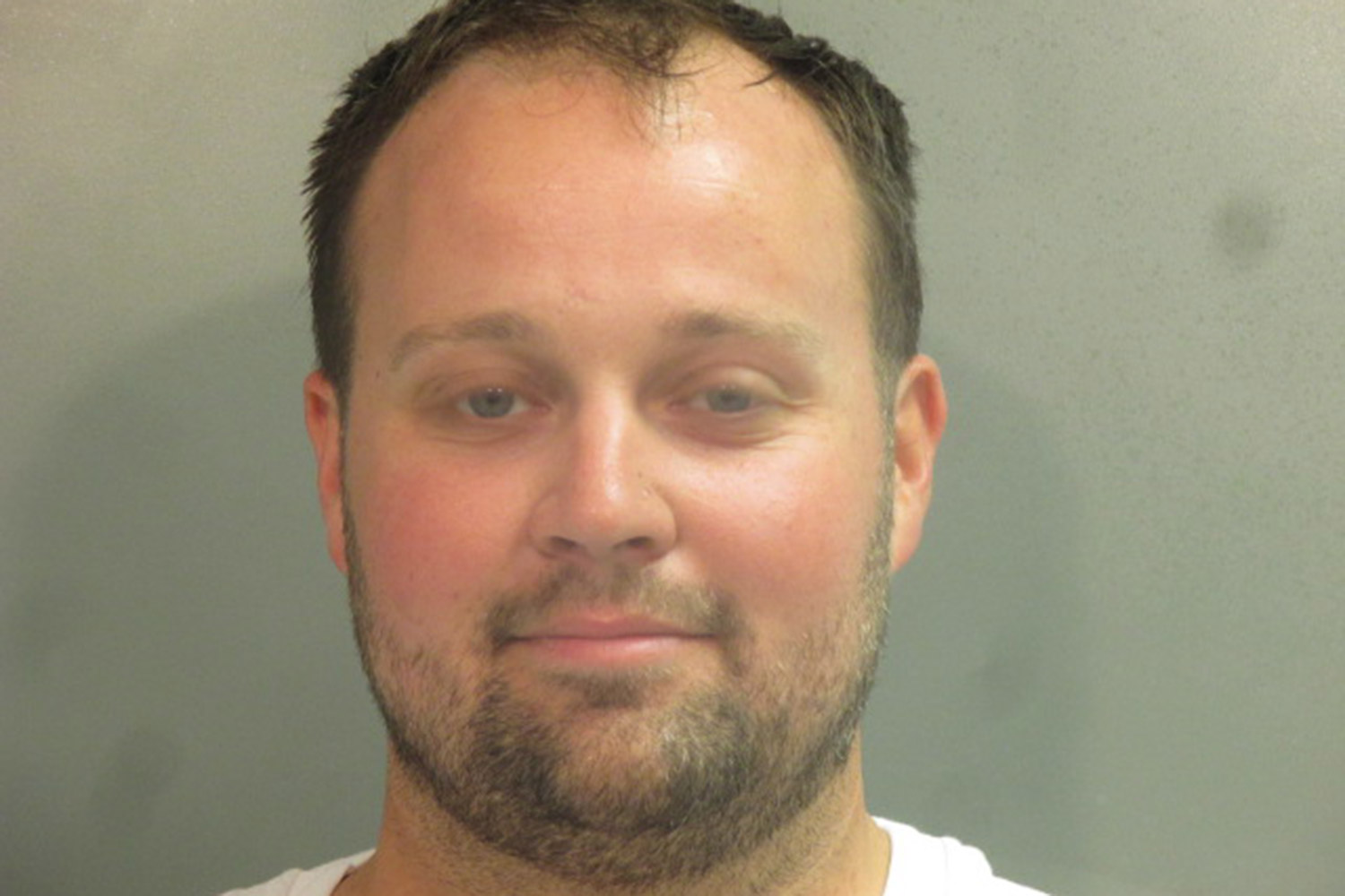Josh Duggar Arrested, Being Held in Jail in Arkansas on Federal Charges