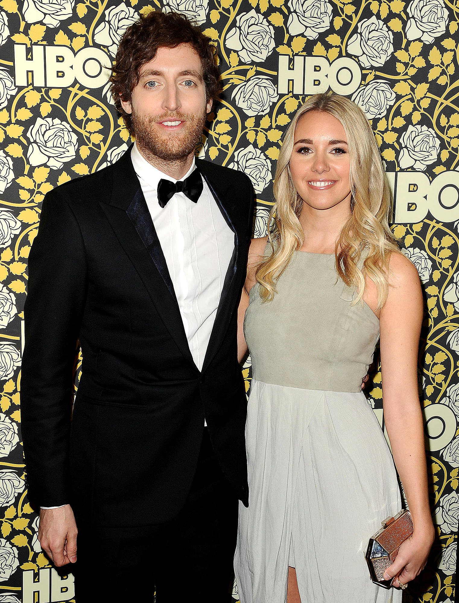 Thomas Middleditch and wife Mollie Gates