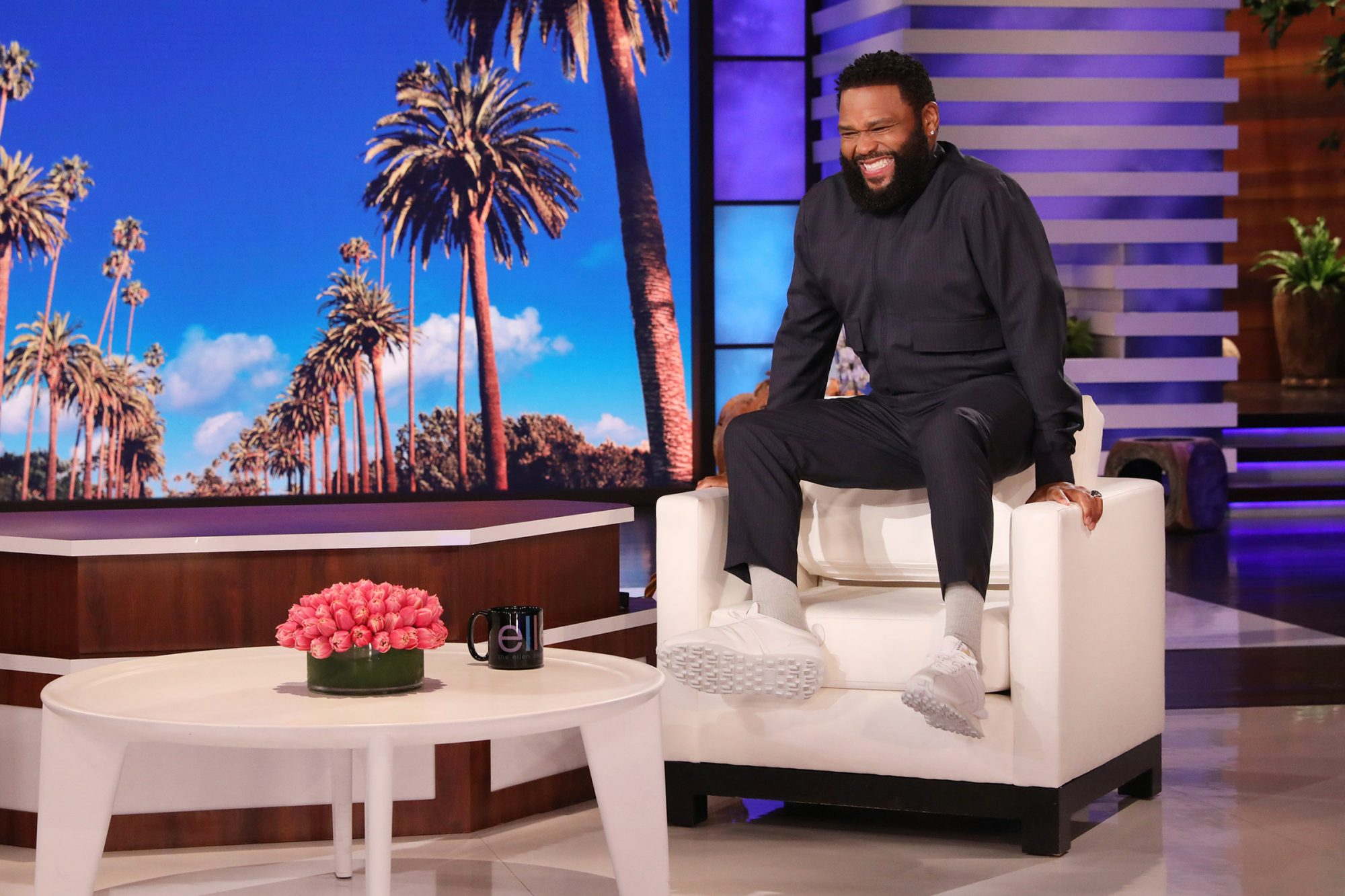 "Emmy Award-nominated star of ""Black-ish"" Anthony Anderson guest hosts ""The Ellen DeGeneres Show"" airing Friday, April 30th."