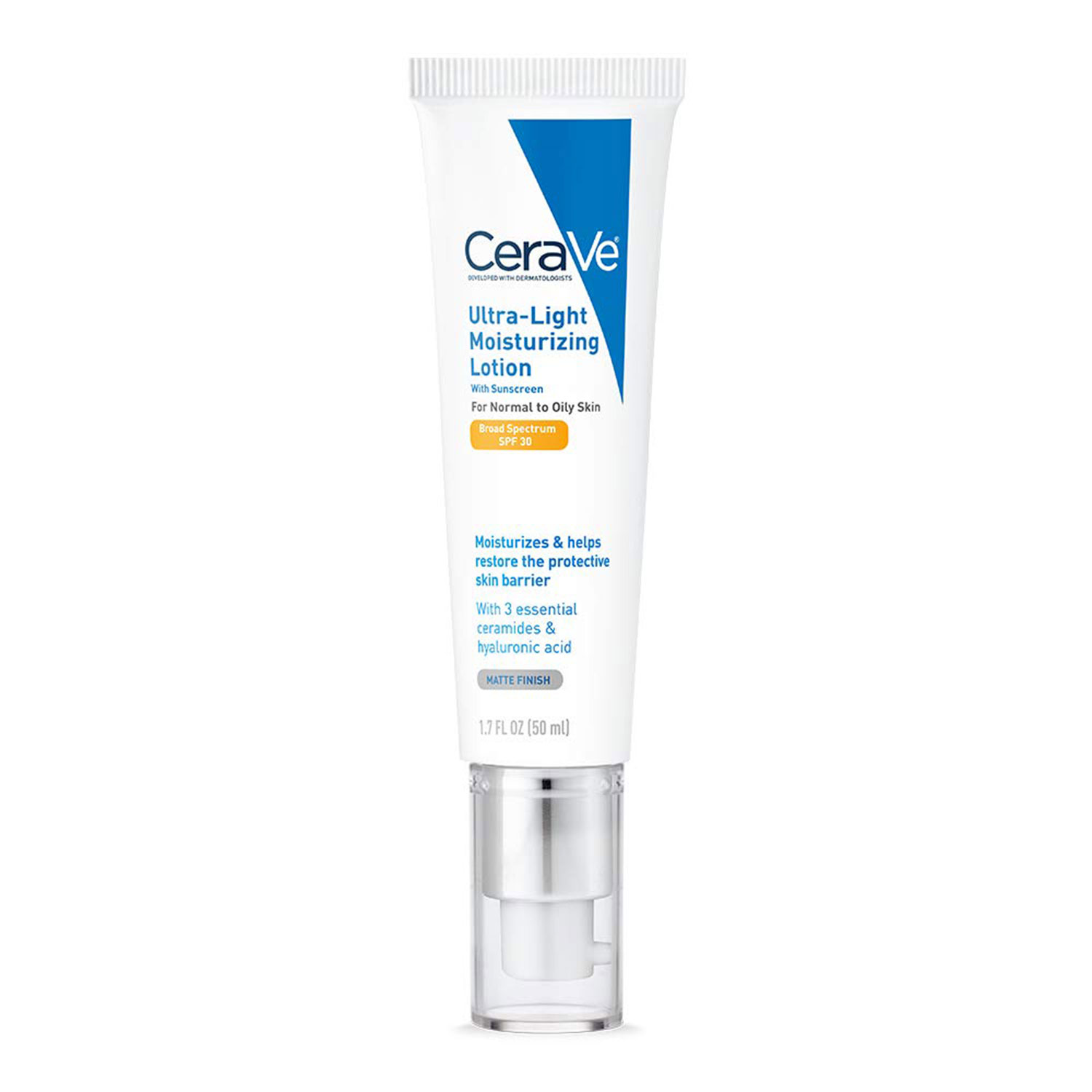 Care Oil Free Sunscreen Face Lotion Broad Spectrum