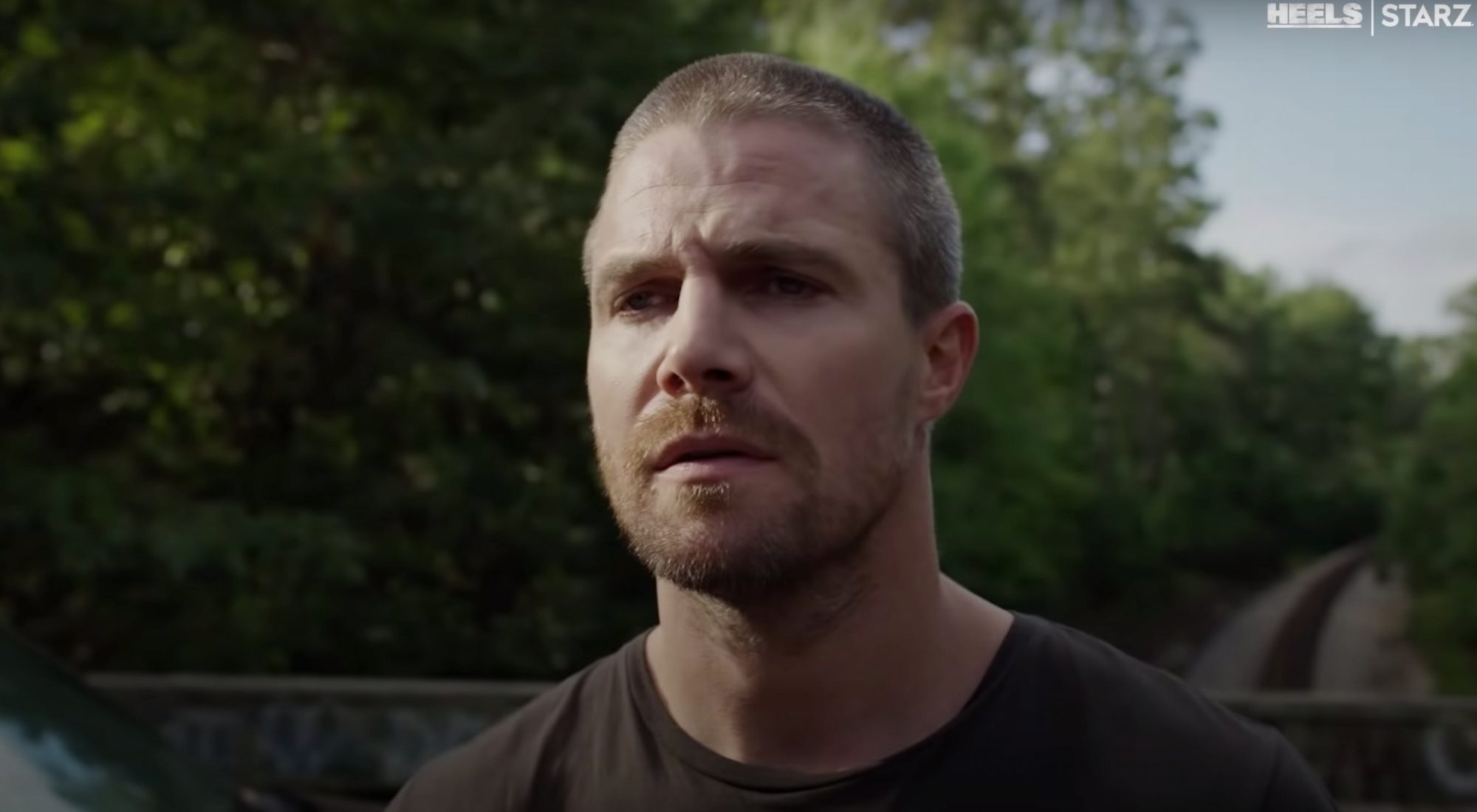 Stephen Amell and Alexander Ludwig Star as Brothers in Conflict in Trailer for Starz's Heels