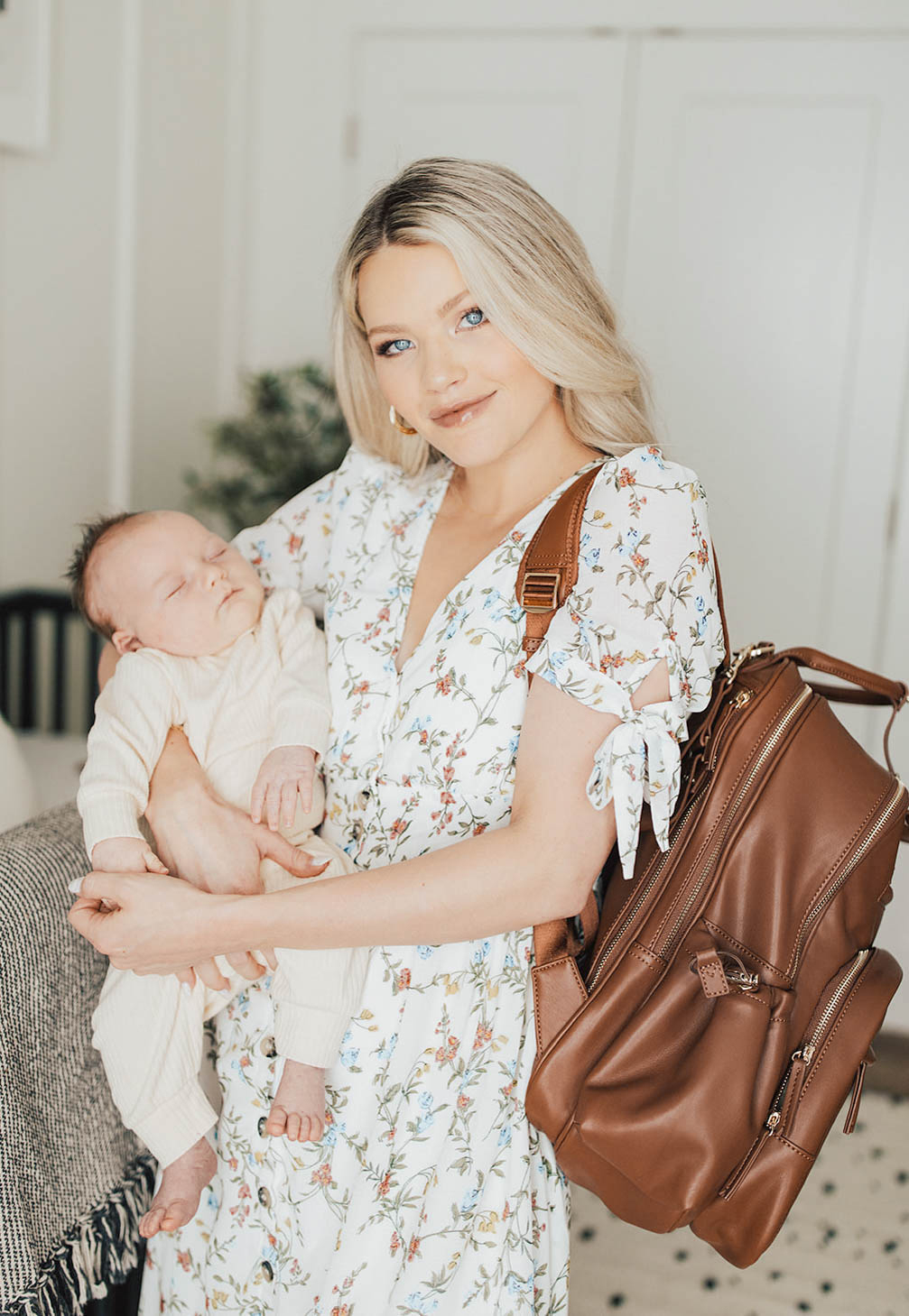 Witney Carson Reflects on Giving Birth to Son While Having COVID: 'It Was Difficult'