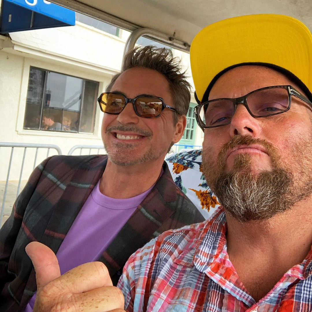 RDJ and Jimmy