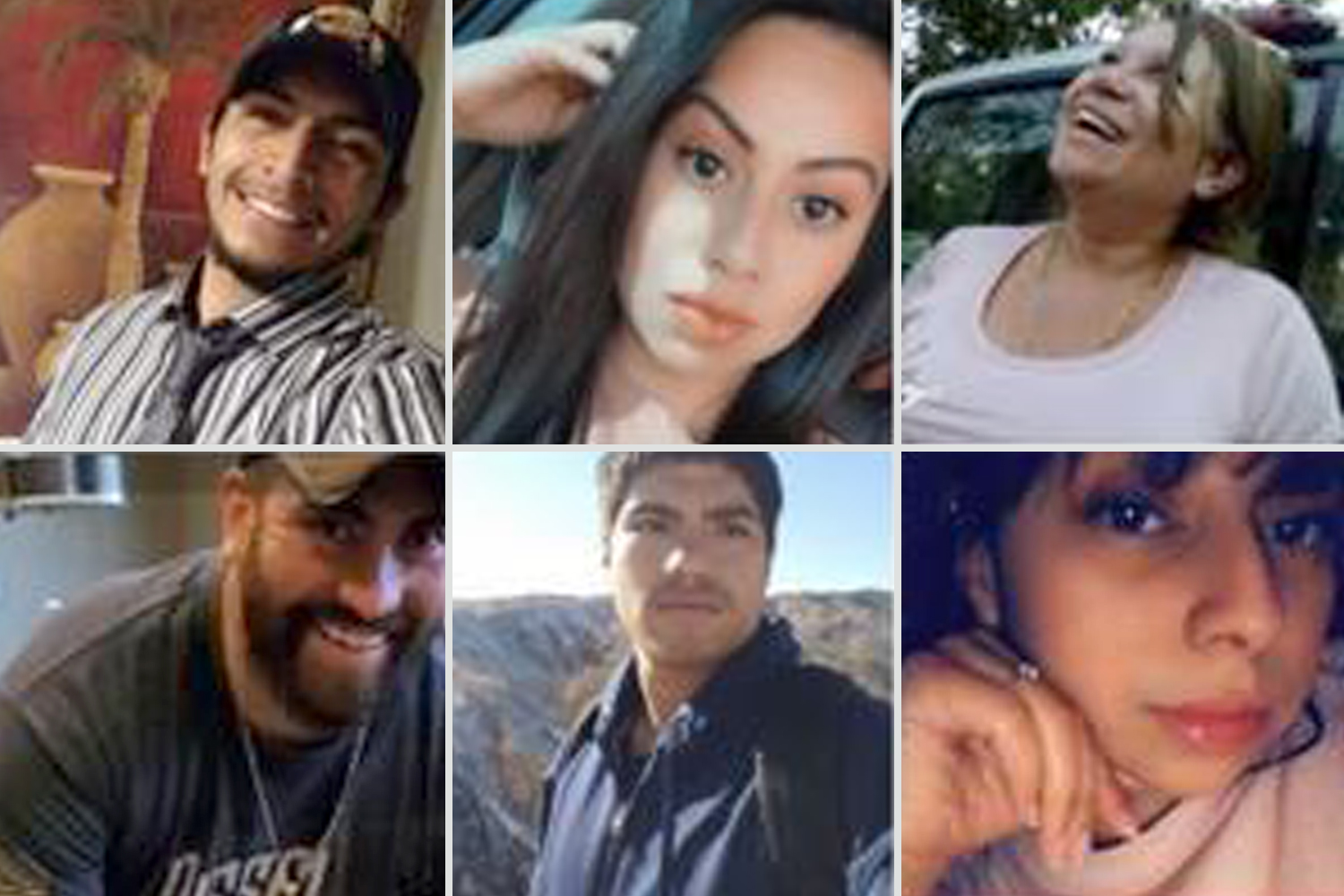 Mothers Day shooting victims